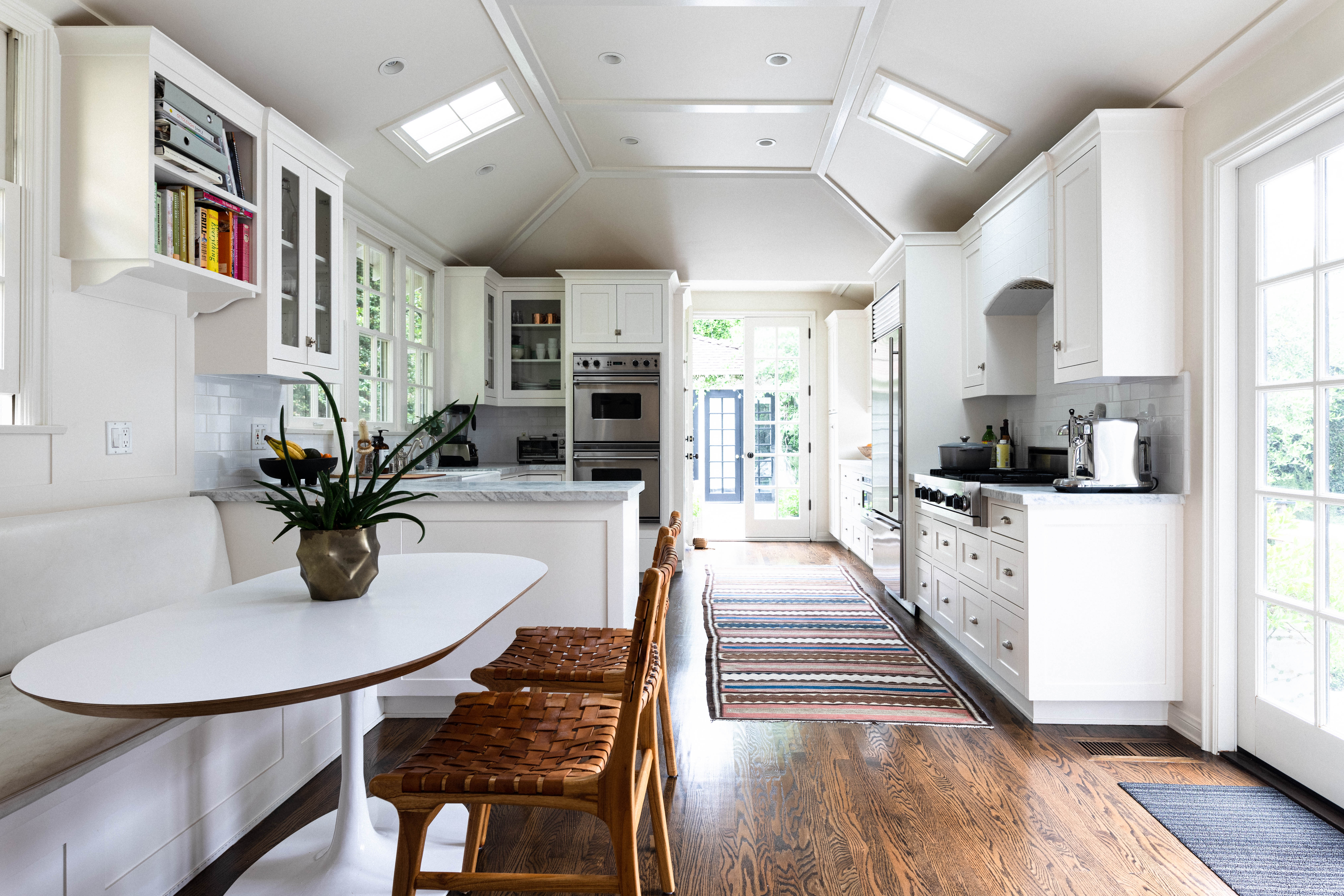 4 Kitchen Built In Seating Ideas Hunker