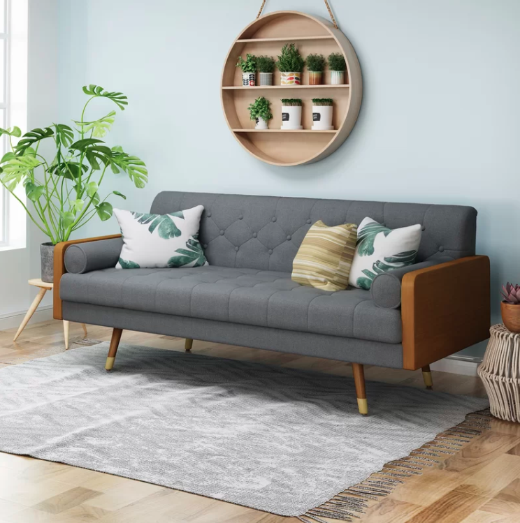 16 Couches Under $500 That Don't Skimp on Style or Comfort | Hunker
