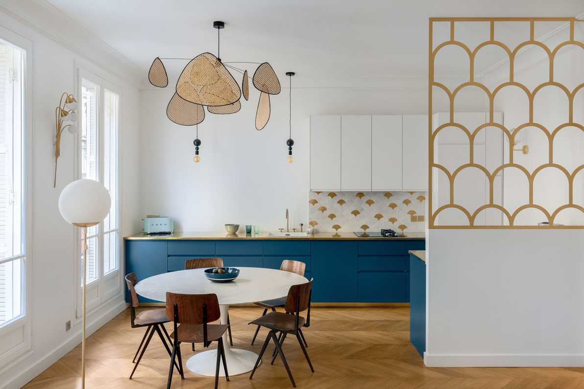 Art Deco Kitchen Ideas And Inspiration Hunker