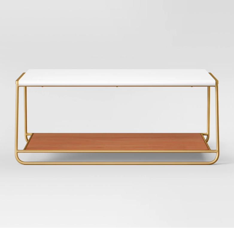 Delwood Coffee Table.16 Modern Coffee Tables Under 300 Hunker