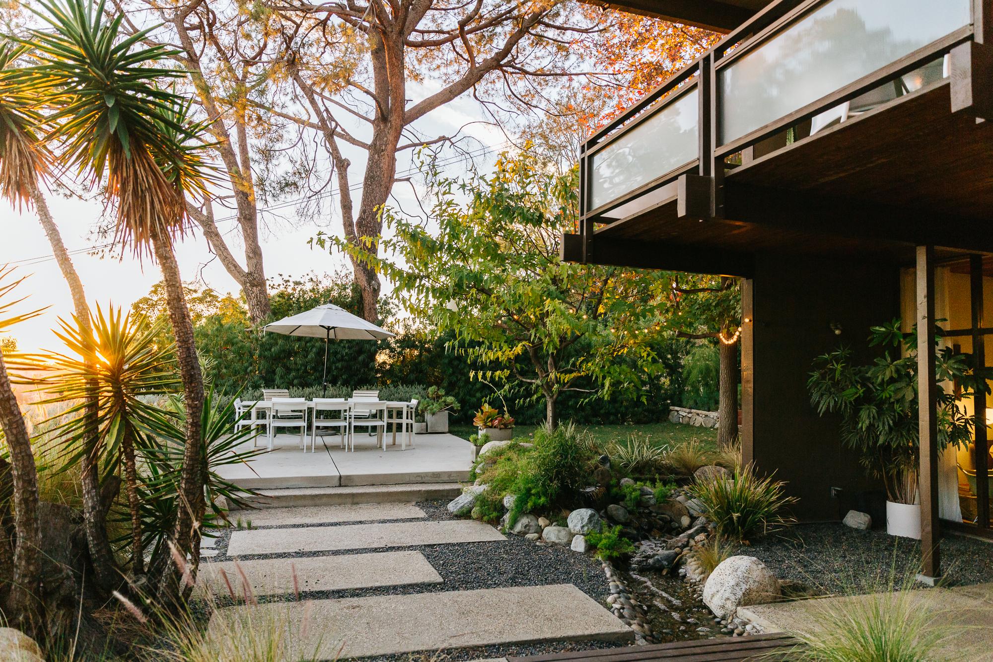 Backyard - cover