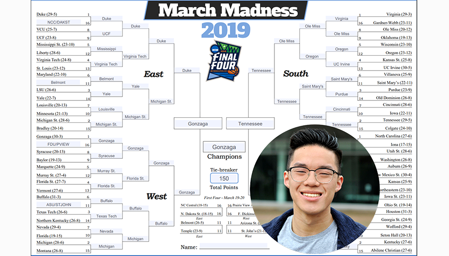 March Madness Predictions: Statistics to Help You Fill Out a