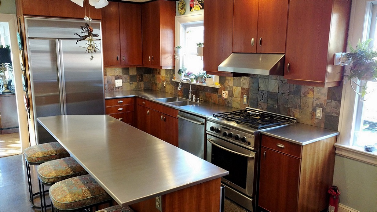 How to Remove Bleach Stains from Stainless Steel | Hunker