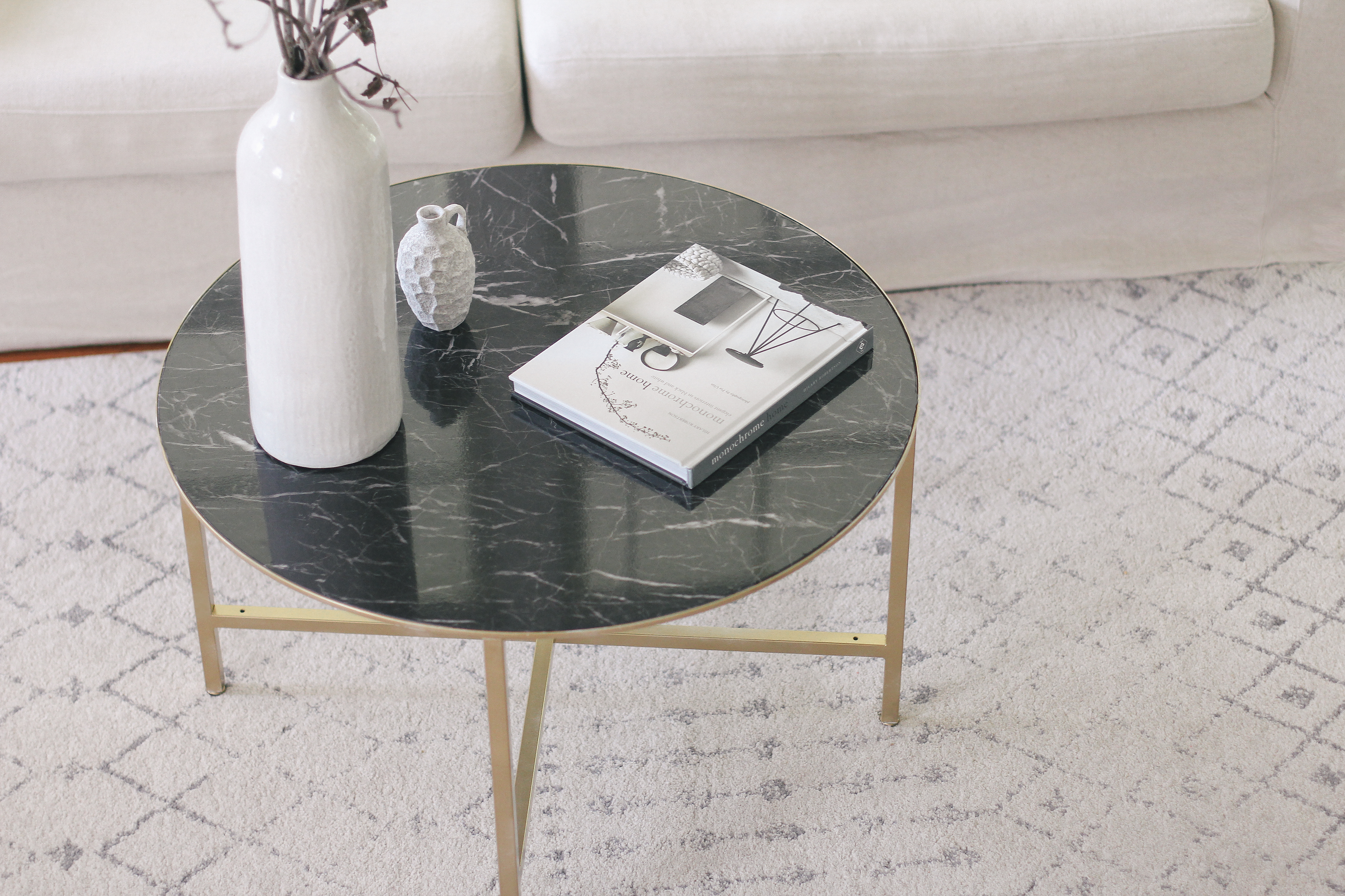 You Need a New Coffee Table and This IKEA Hack Delivers (Caution: Serious Chicness Ahead)