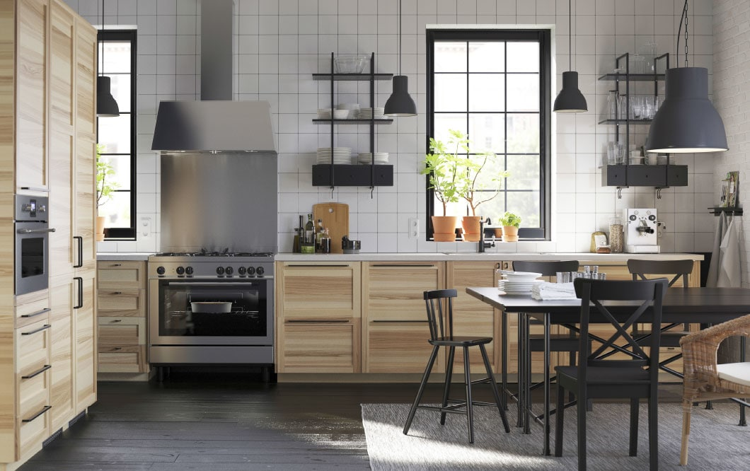 How Much Does An Ikea Kitchen Cost Hunker