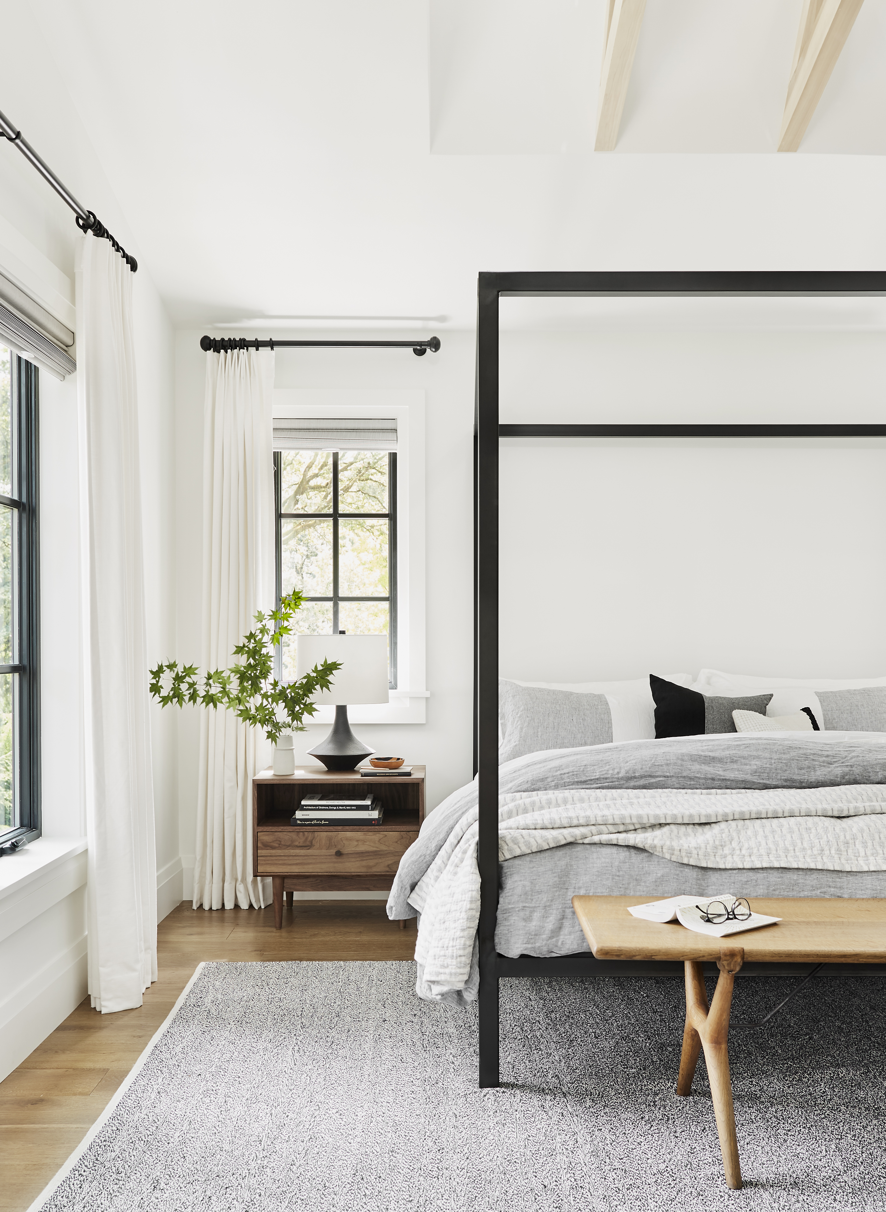 5 Genius Bedroom Layout Ideas We're Stealing From Interior Designers | Hunker