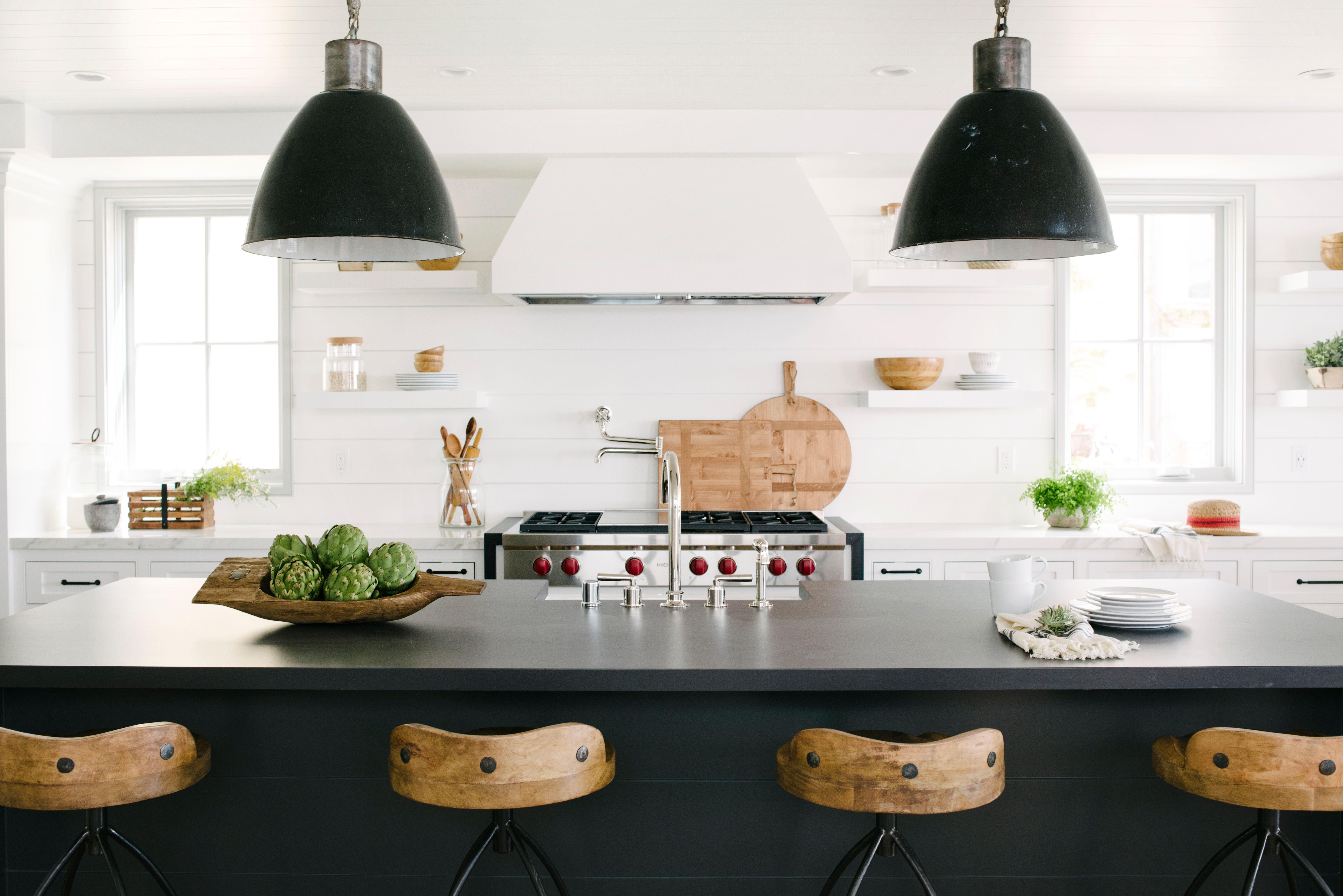 Coastal Kitchen Ideas And Inspiration Hunker