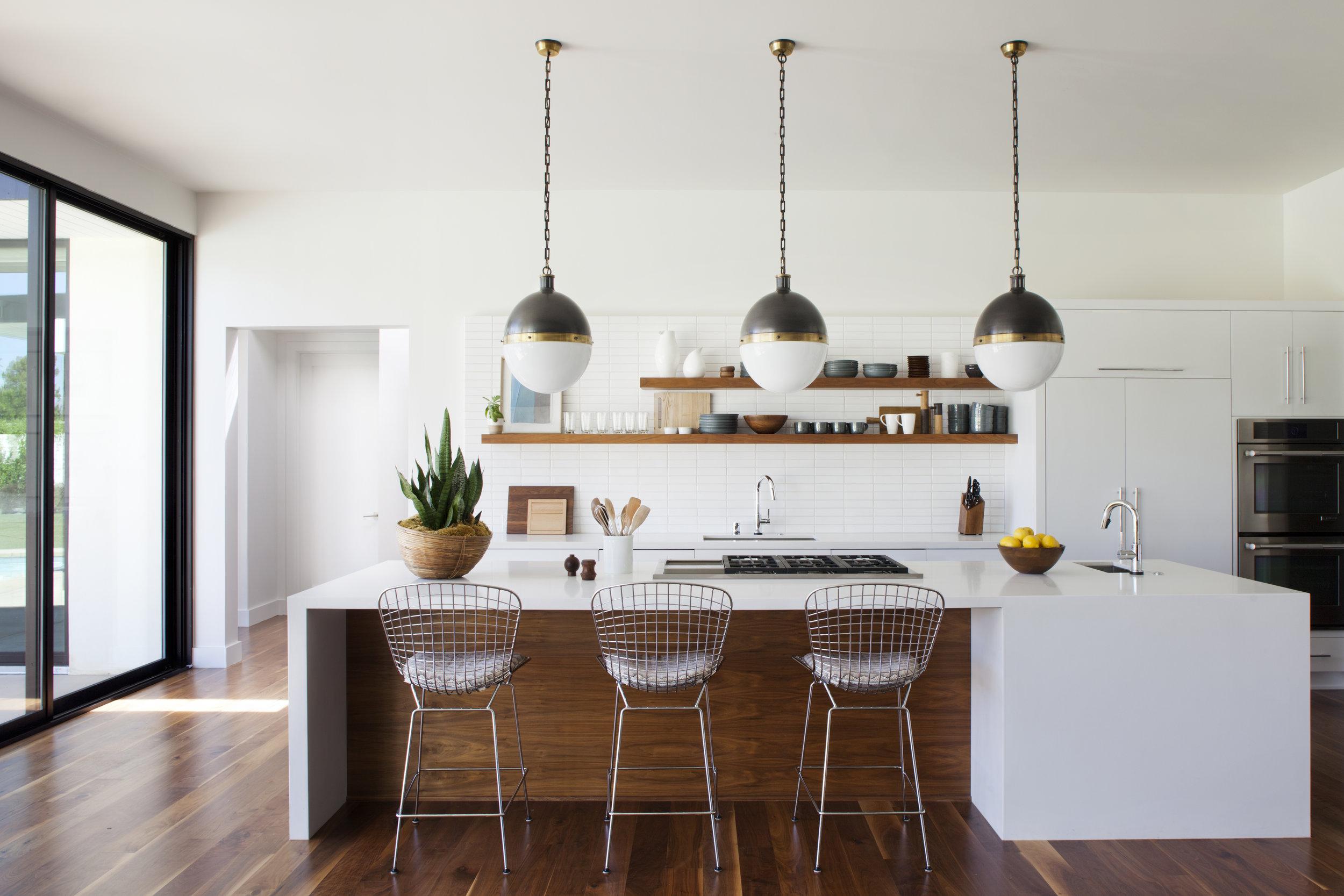 Image of: Midcentury Modern Kitchen Lighting Ideas Hunker
