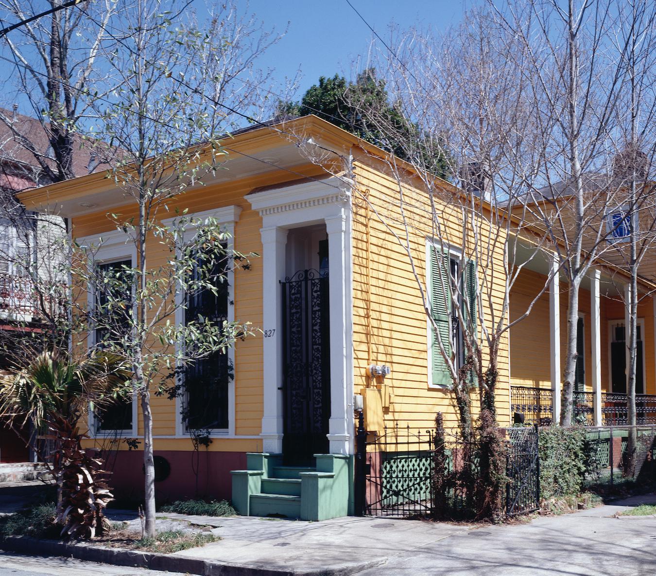 What Is a Shotgun House?