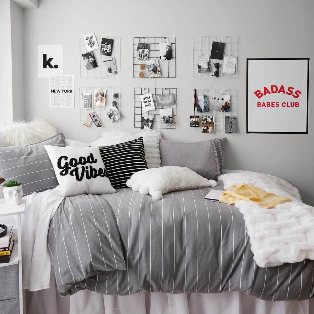 Dorm Room Refresh: 7 Decor Trends We're Taking Notes On | Hunker