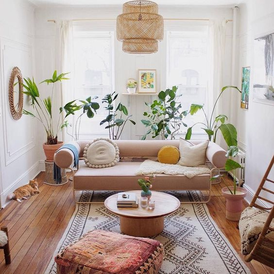 19 Boho Living Room Ideas Hunker