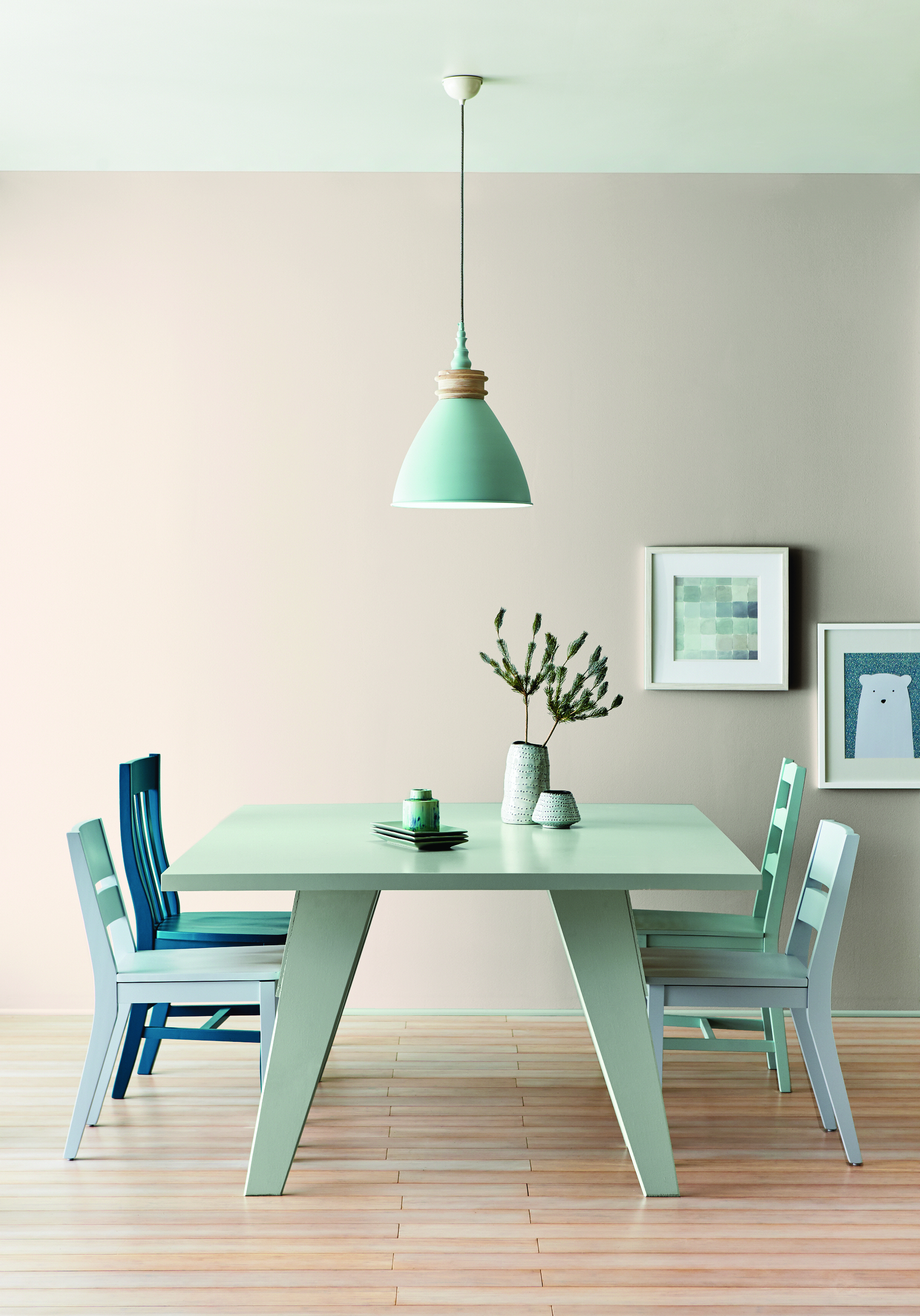 7 Beige Dining Room Paint Ideas, from Minimal to Eclectic | Hunker