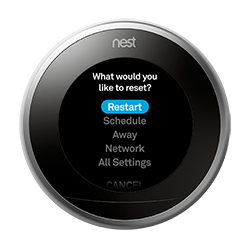 How to Reset a Nest Thermostat | Hunker