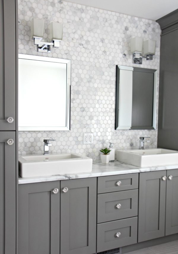 What You Need To Know About Laminate Bathroom Countertops Hunker