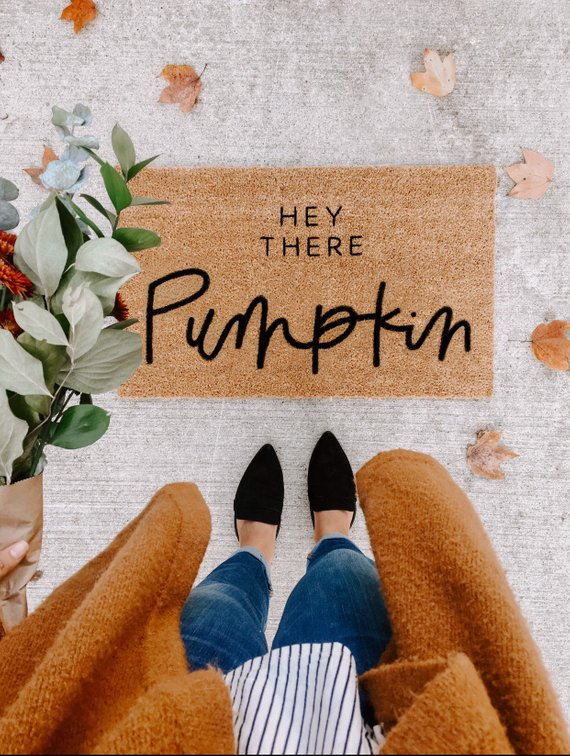 14 Fall Door Decorations Under $100 That You Can Buy or DIY