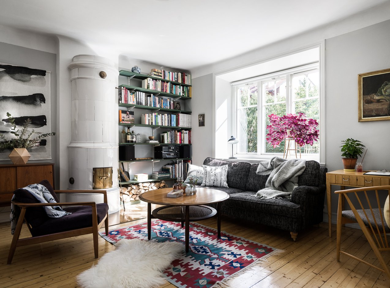 Yep, That's Right ... These Small Living Room Ideas Will Pretty Much Solve Your Storage Plight | Hunker