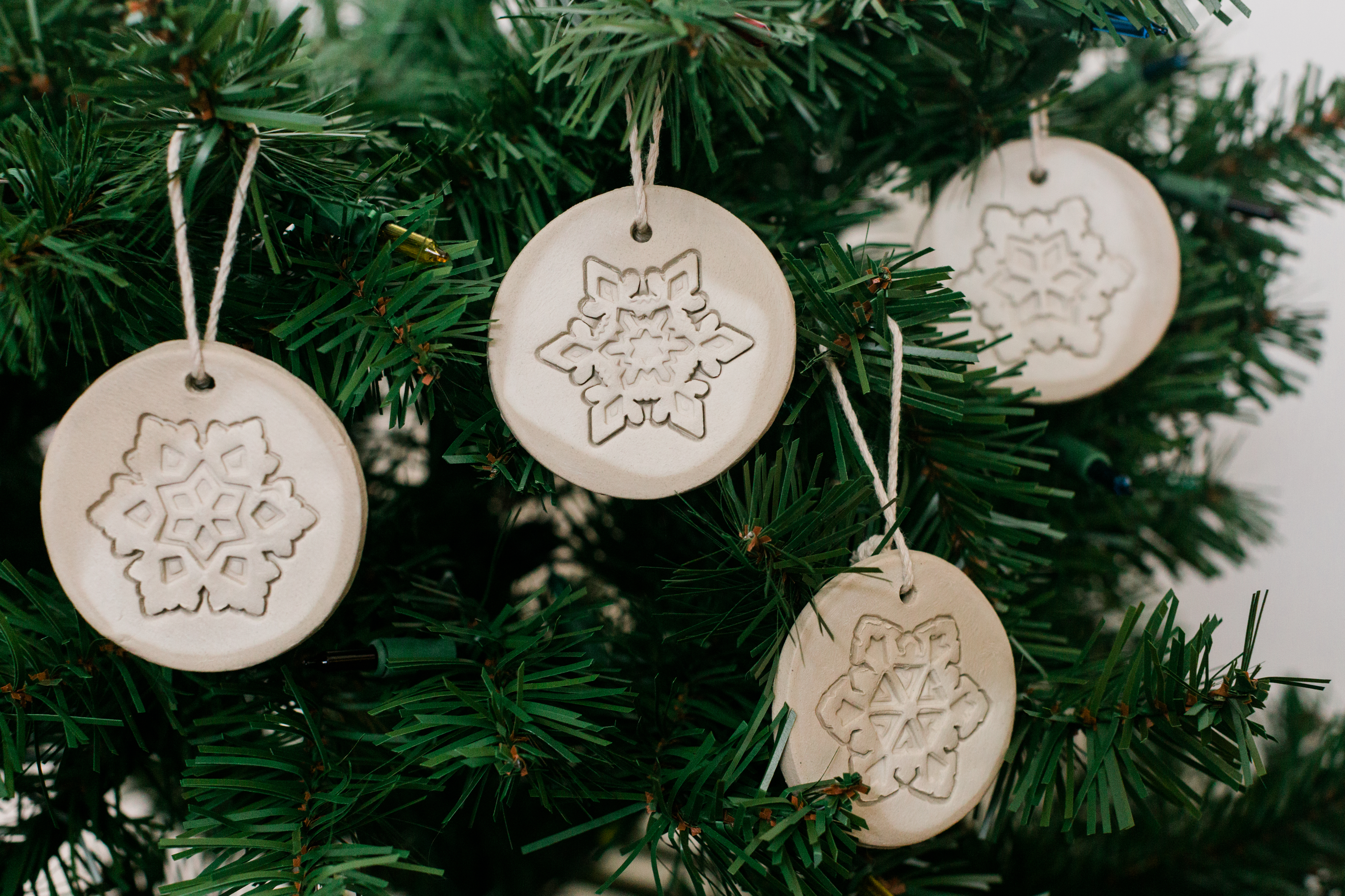 These Charming Clay Christmas Tree Ornaments Are so Easy to Make | Hunker