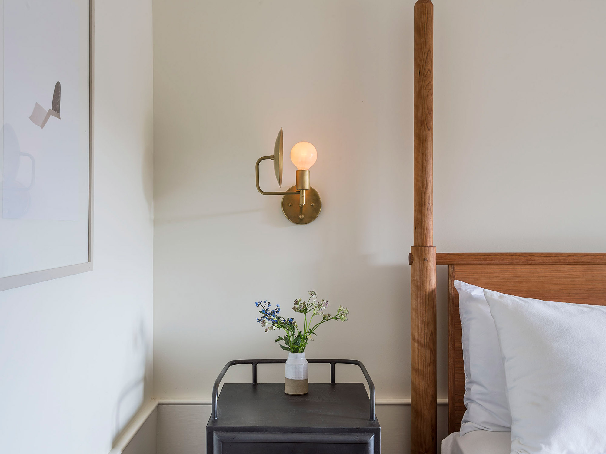 Bedroom Wall Sconces Shopping And Inspiration Hunker