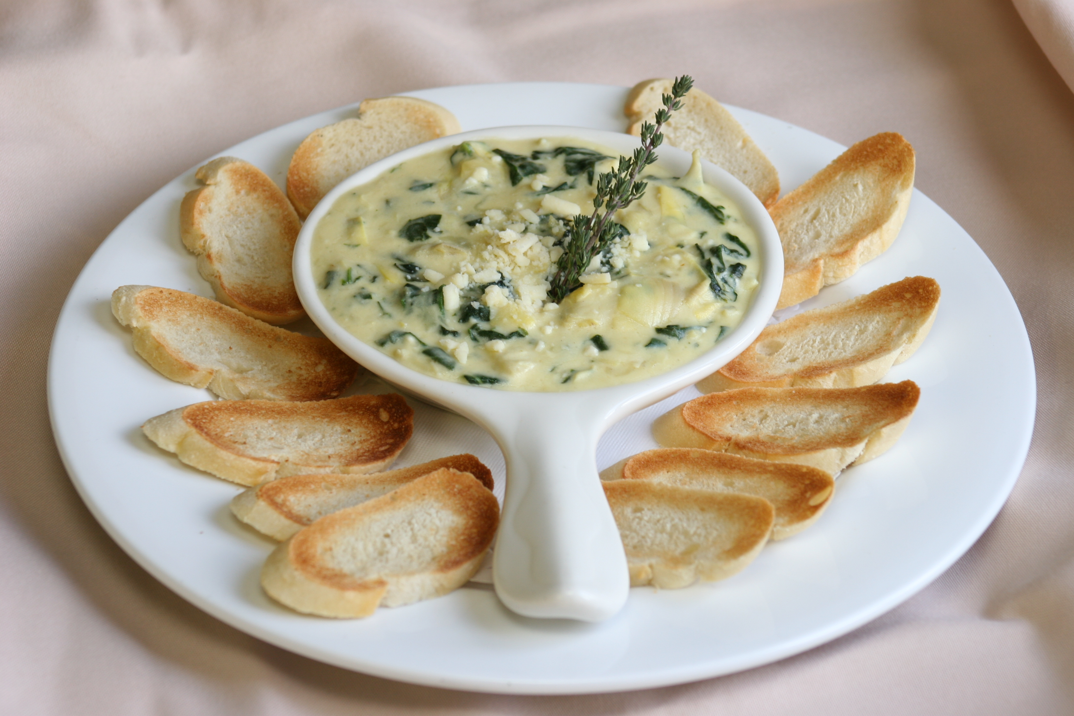 Crock Pot Spinach Artichoke Dip Mom Life