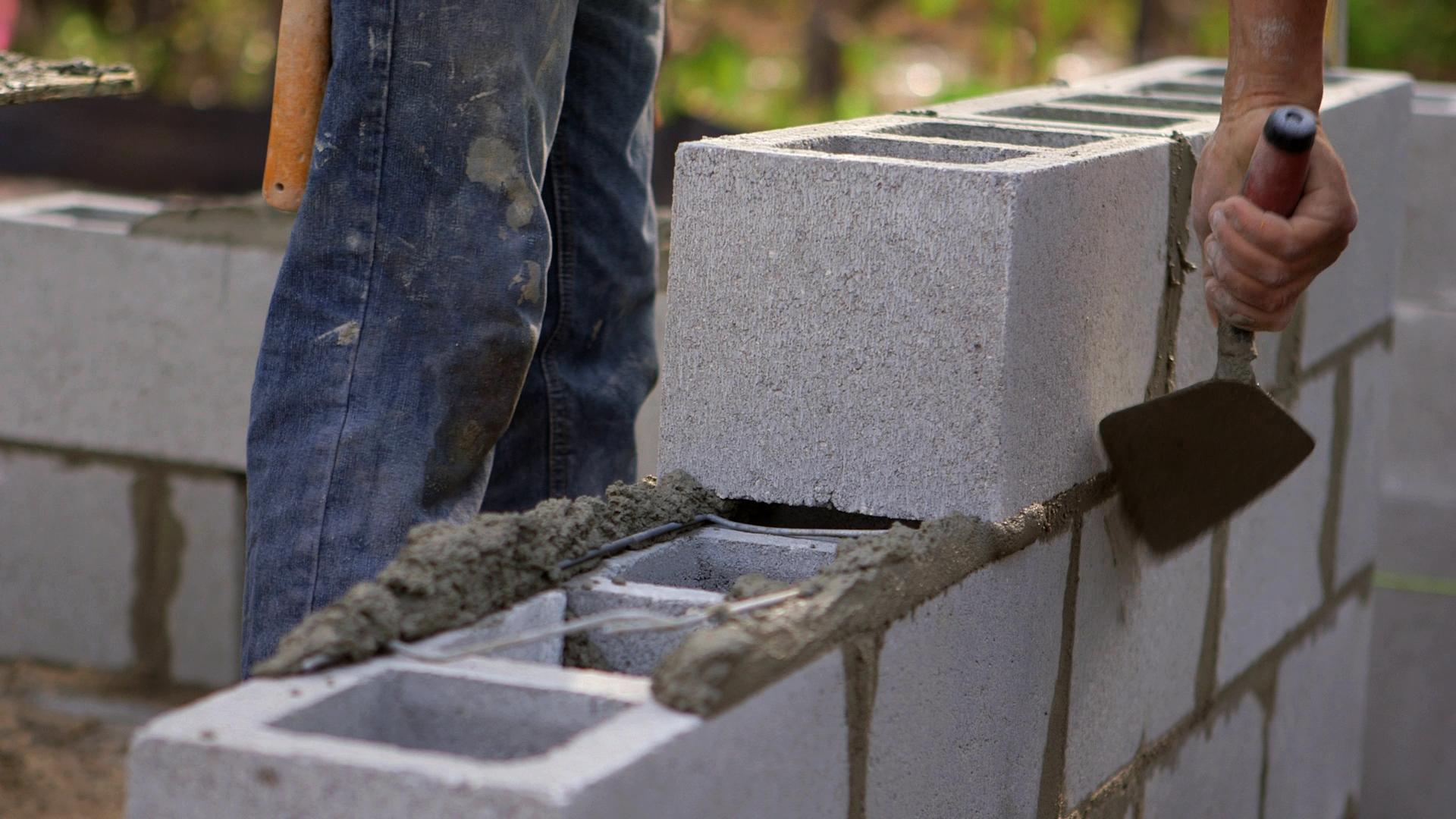 How to Repair Cinder Block Mortar Joints | Hunker