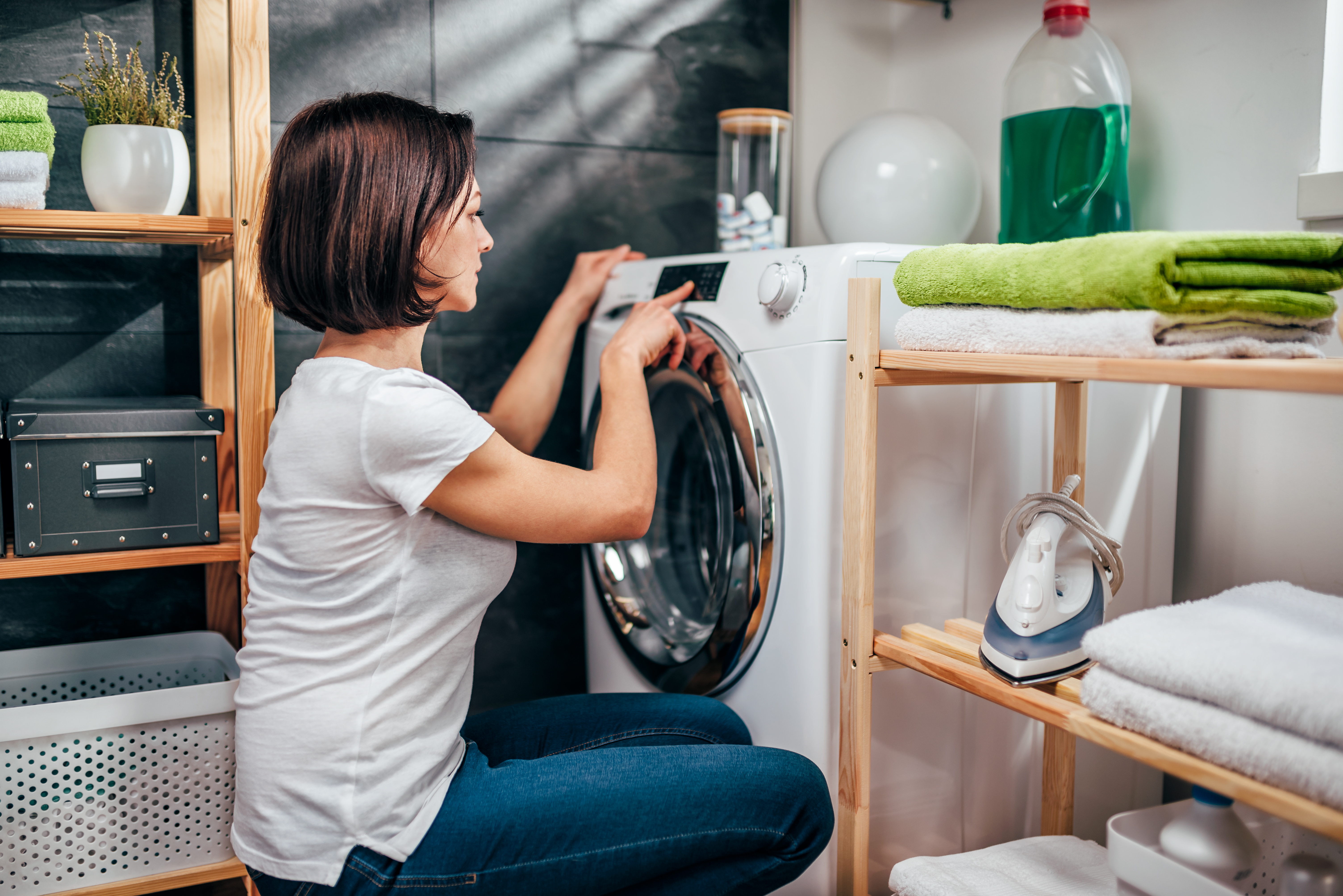 LG Washing Machine Error Codes | Home Guides | SF Gate