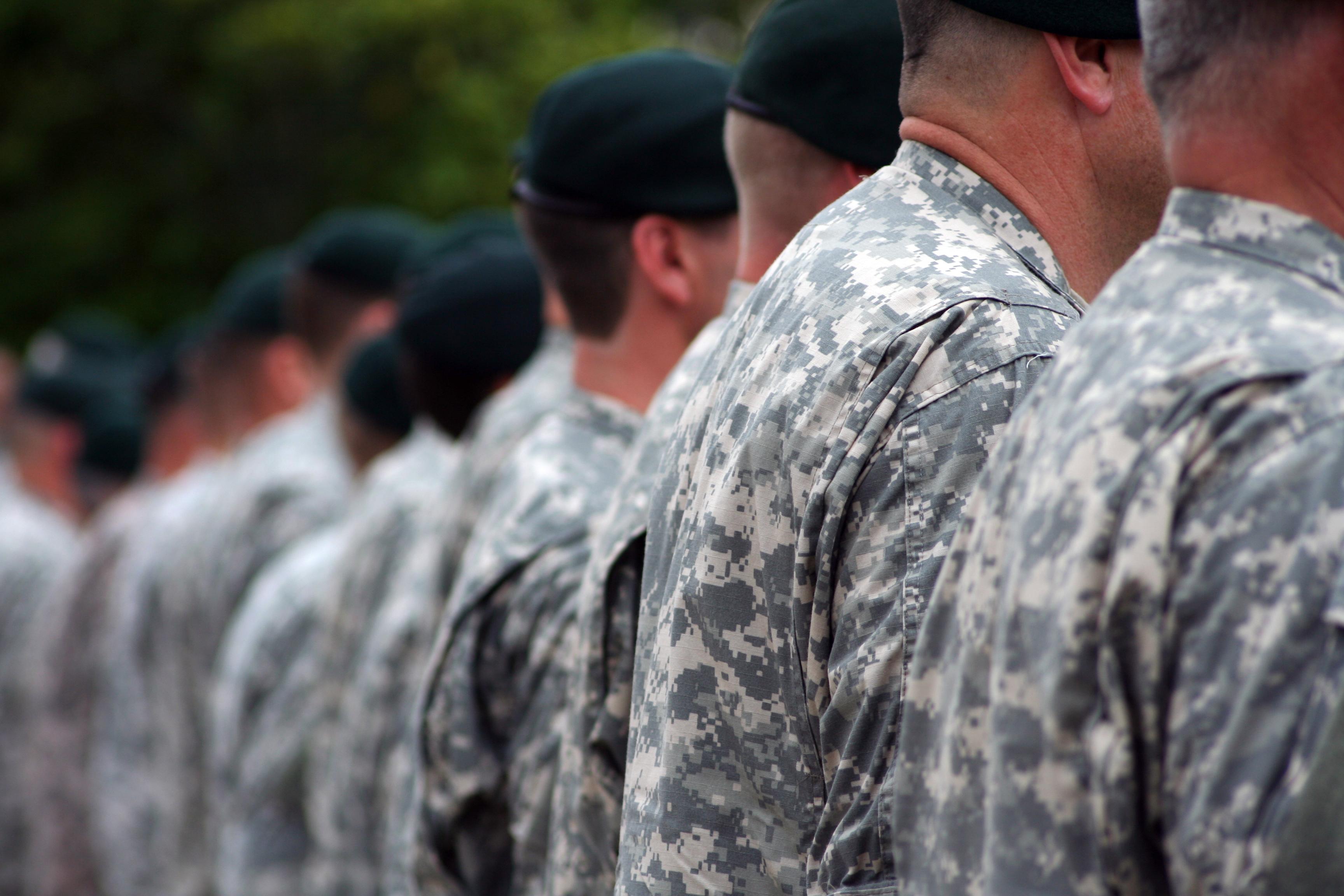 The Job Description of an Army S4 | Career Trend