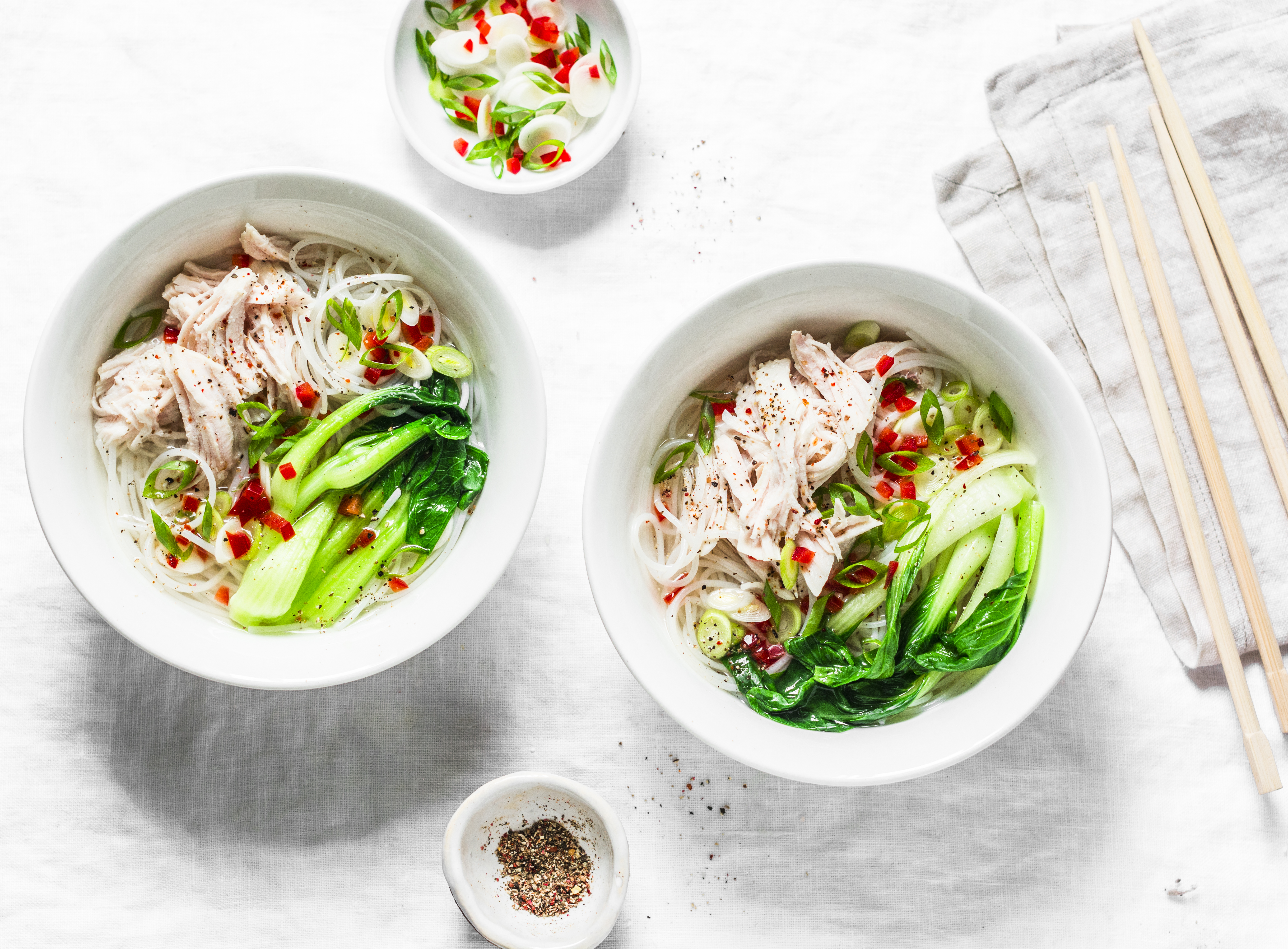 Nutritional Differences In Rice Noodles Vs Regular Pasta Healthy