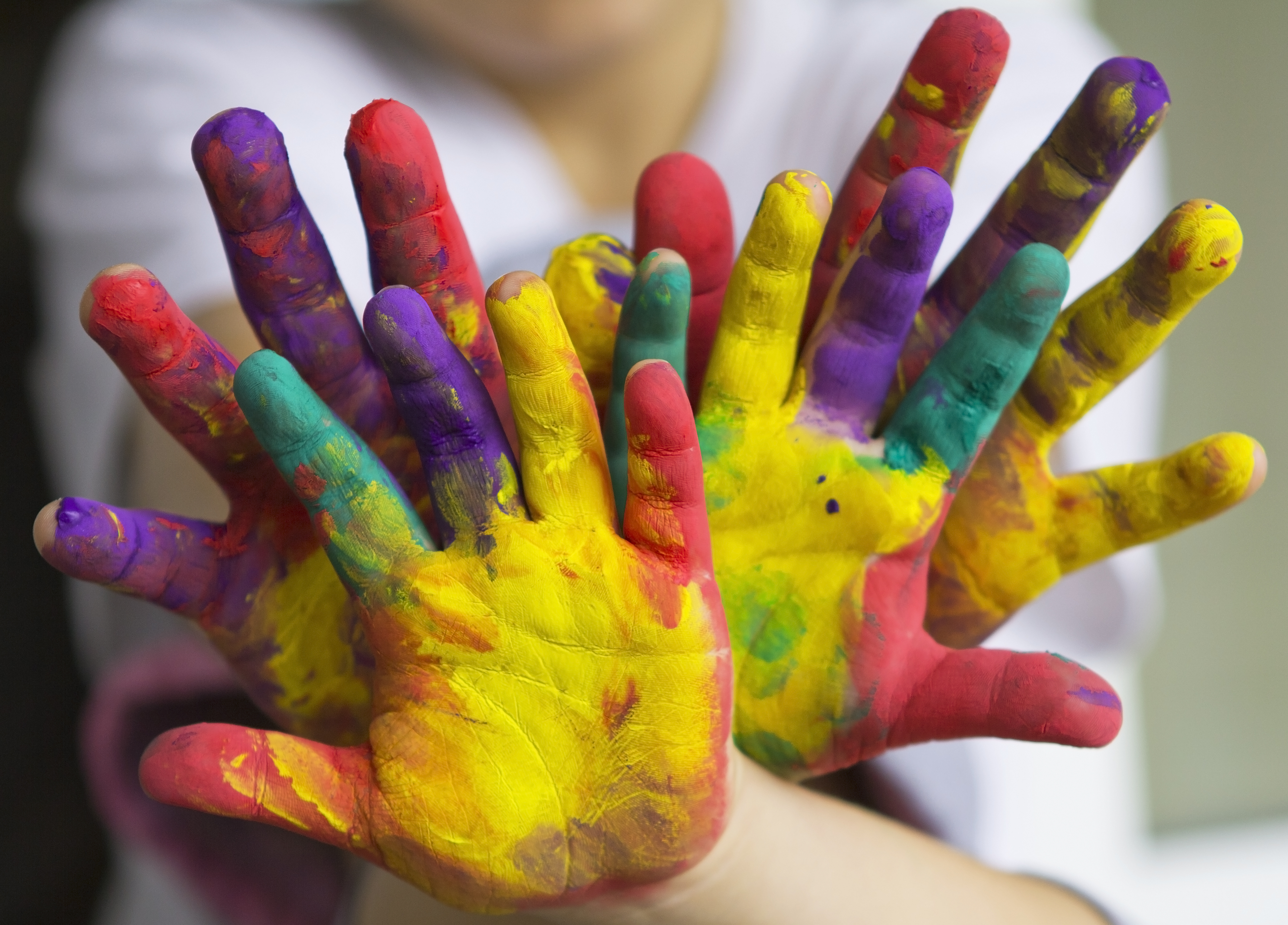 How Do Bright Colors Appeal To Kids