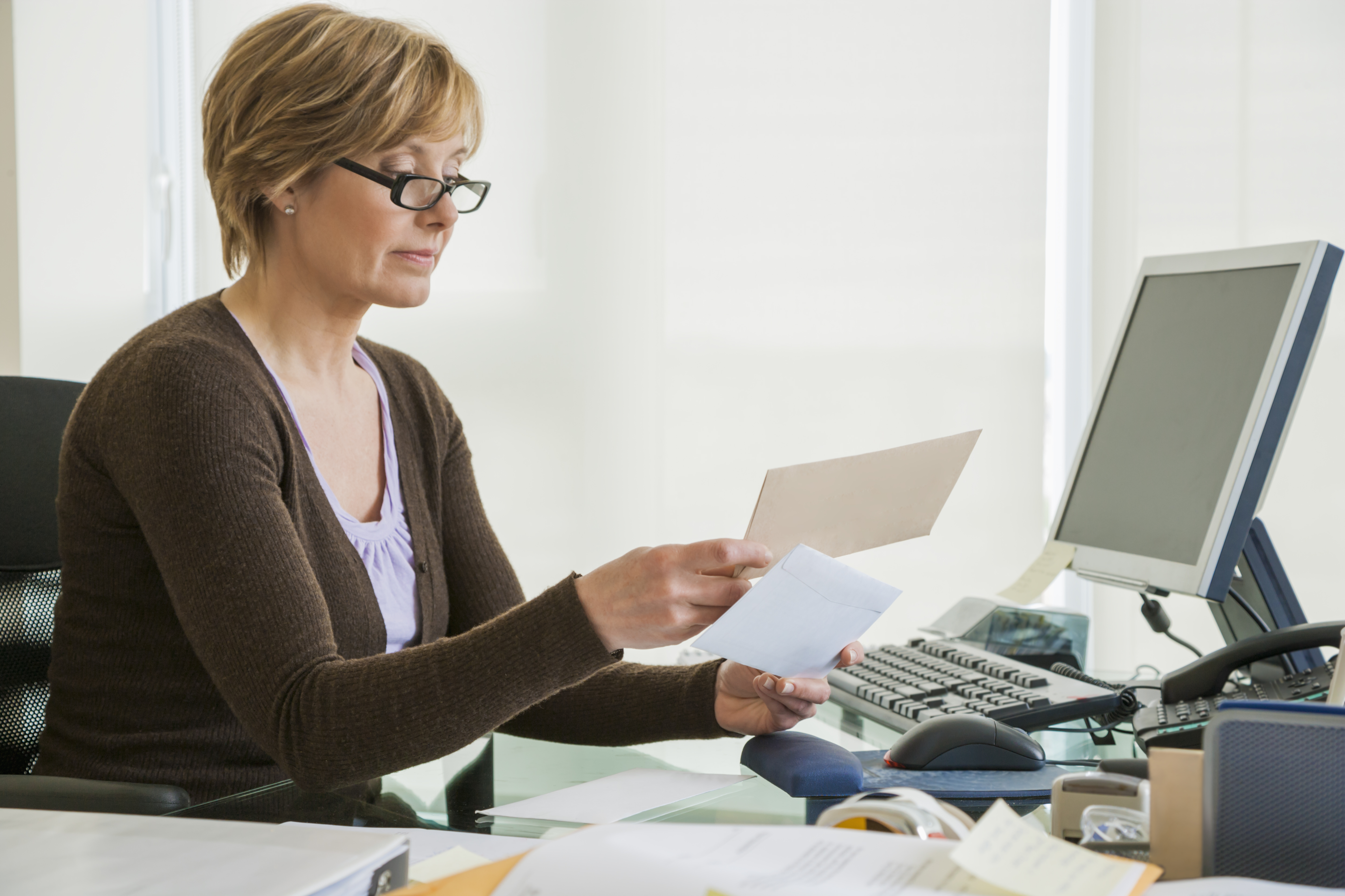 10 Types of Business Letters | Chron com