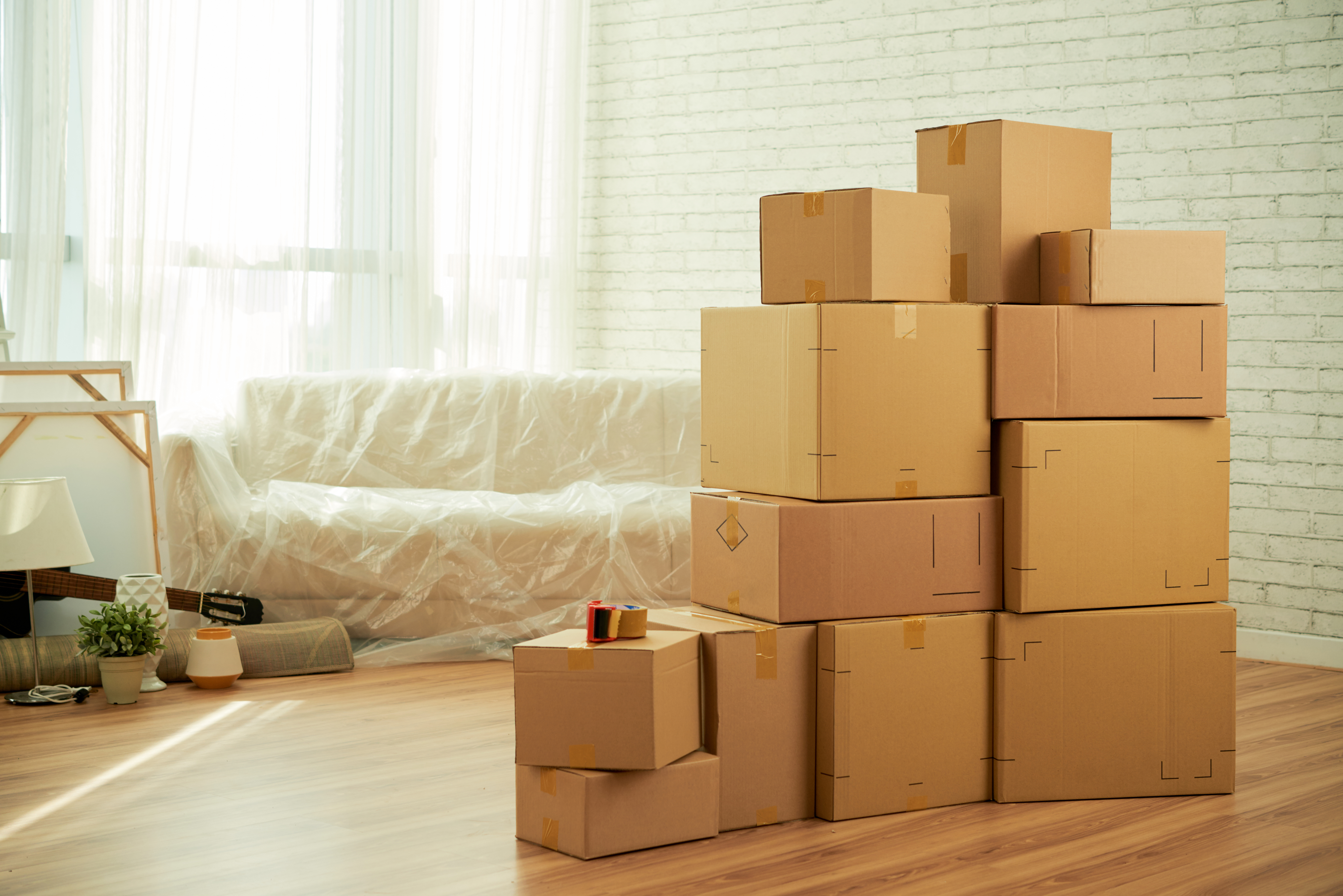 How to Calculate Square Foot of a Box