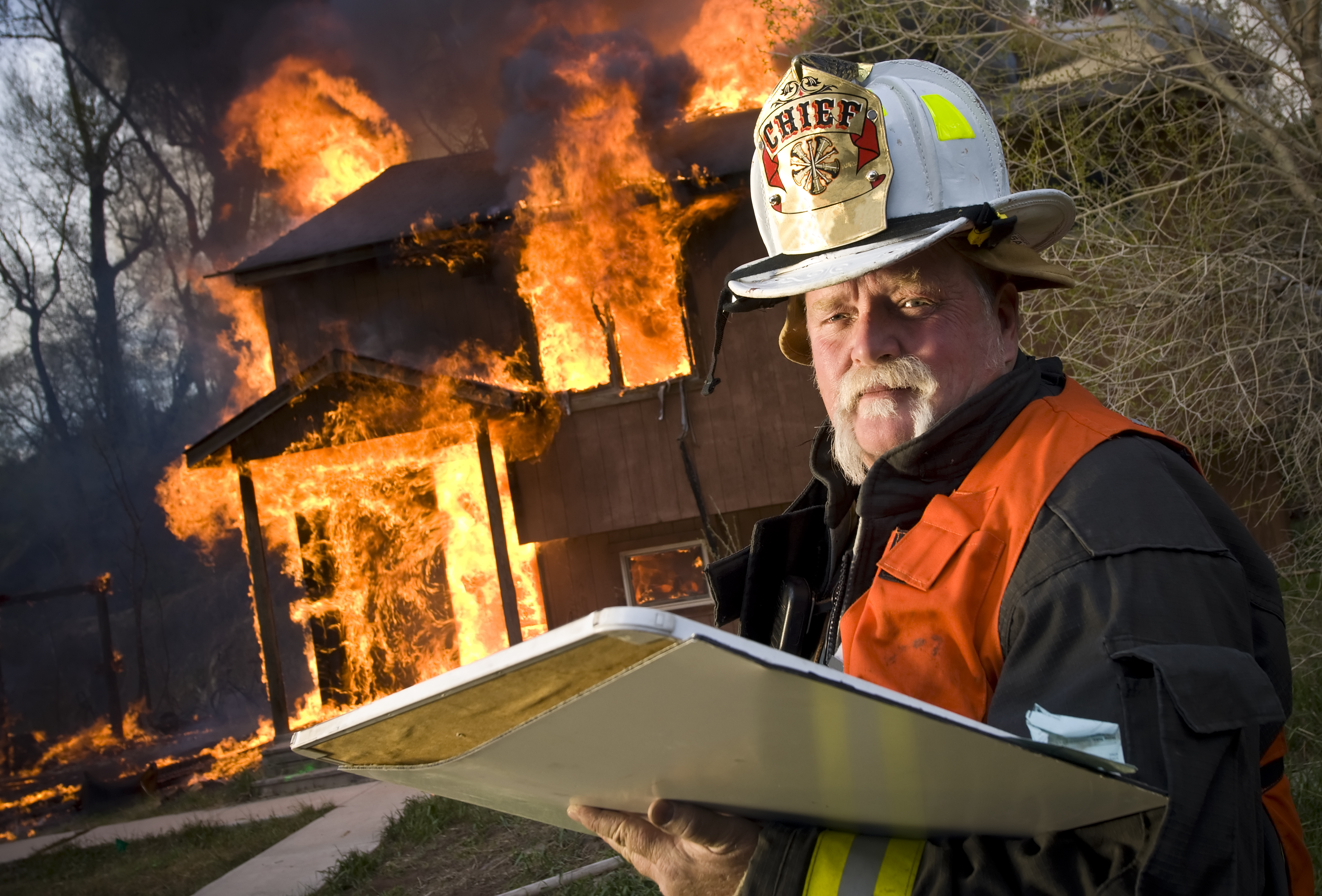 What Can I Expect in a Fire Chief Interview? | Career Trend
