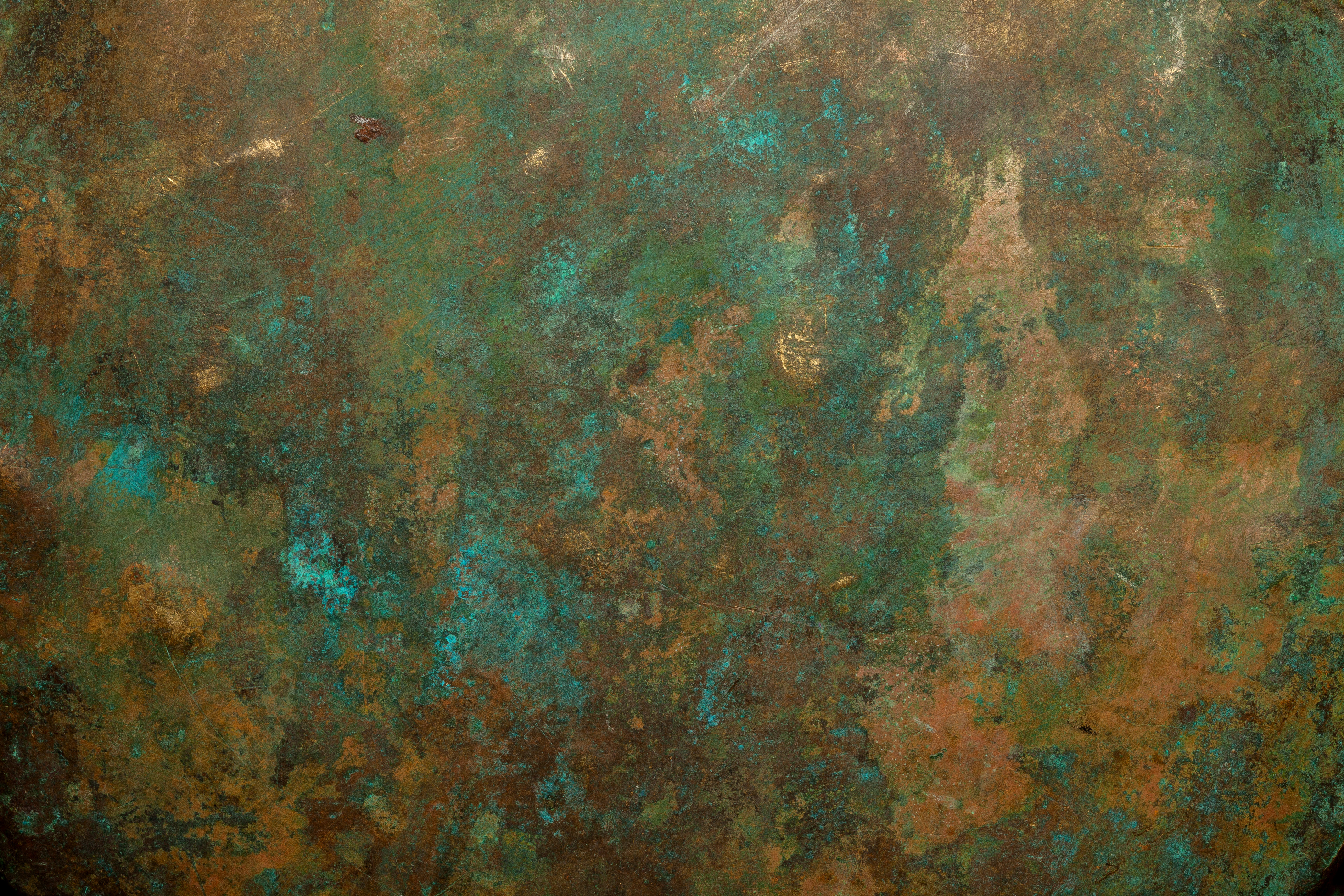 How to Cause Instant Patina on Metal | Home Guides | SF Gate