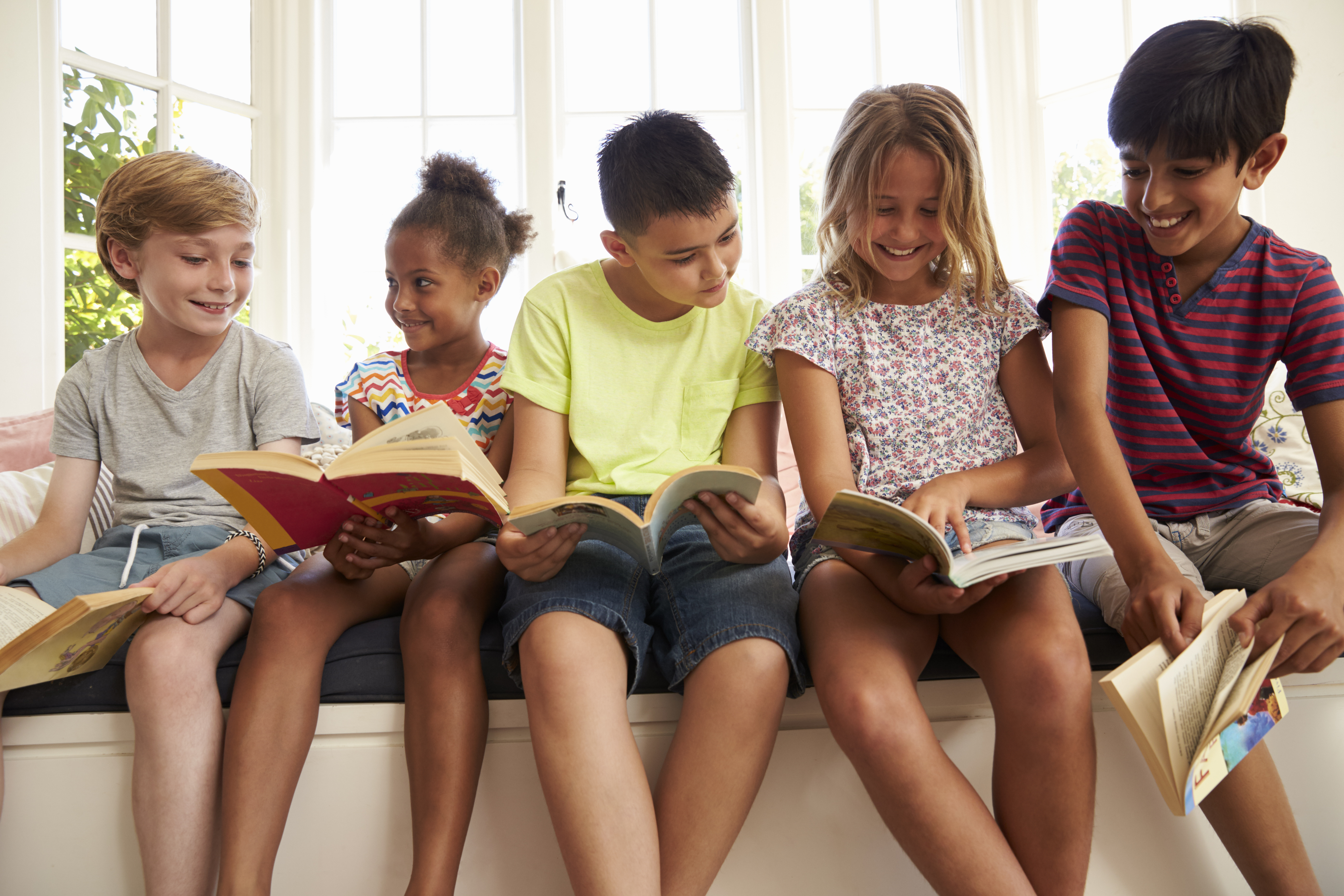 Move Over, Mom: Book Clubs for Kids