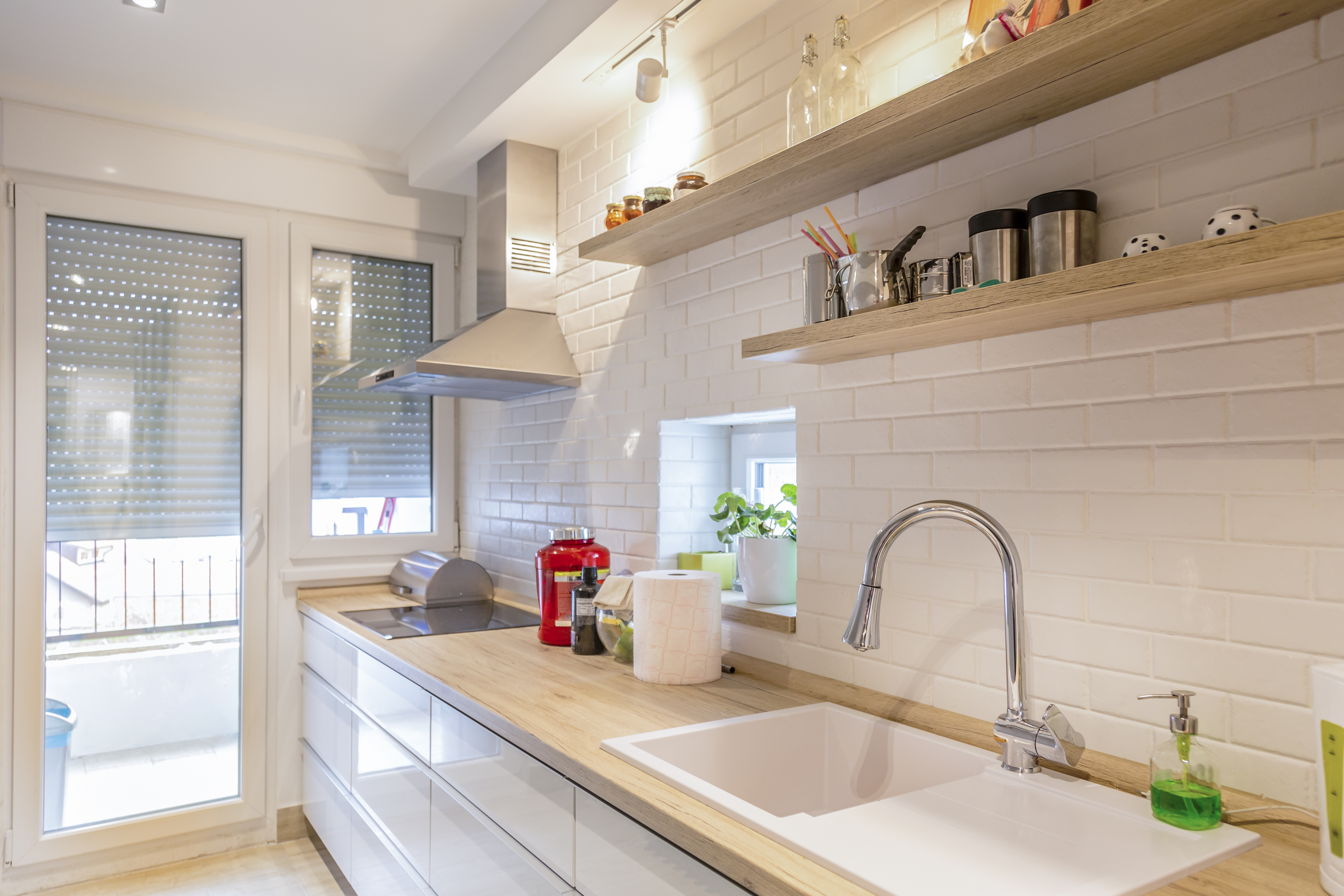 How To Replace An Undermount Sink In A Kitchen With Granite Counters