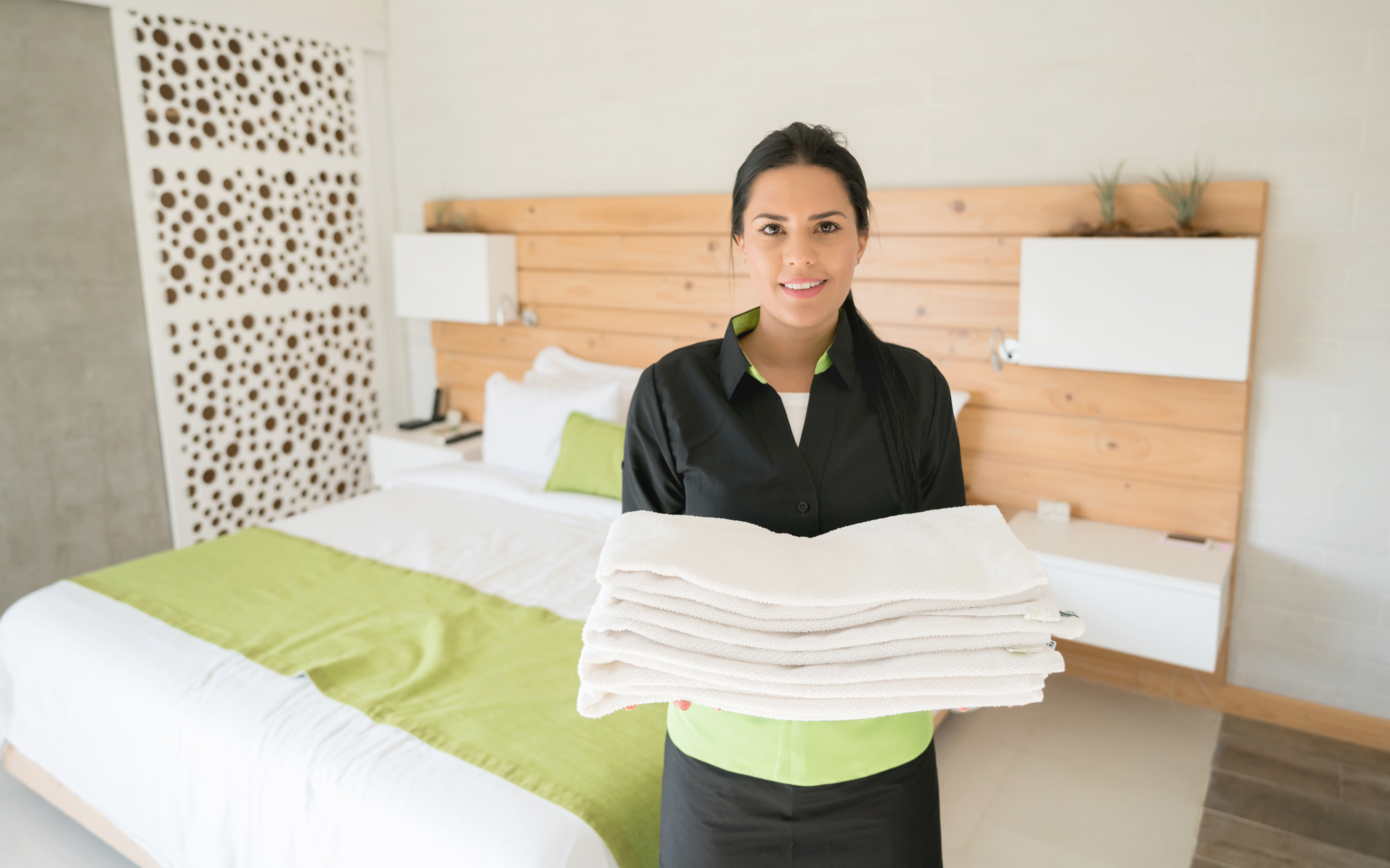 Housekeeping Department Duties | Chron com