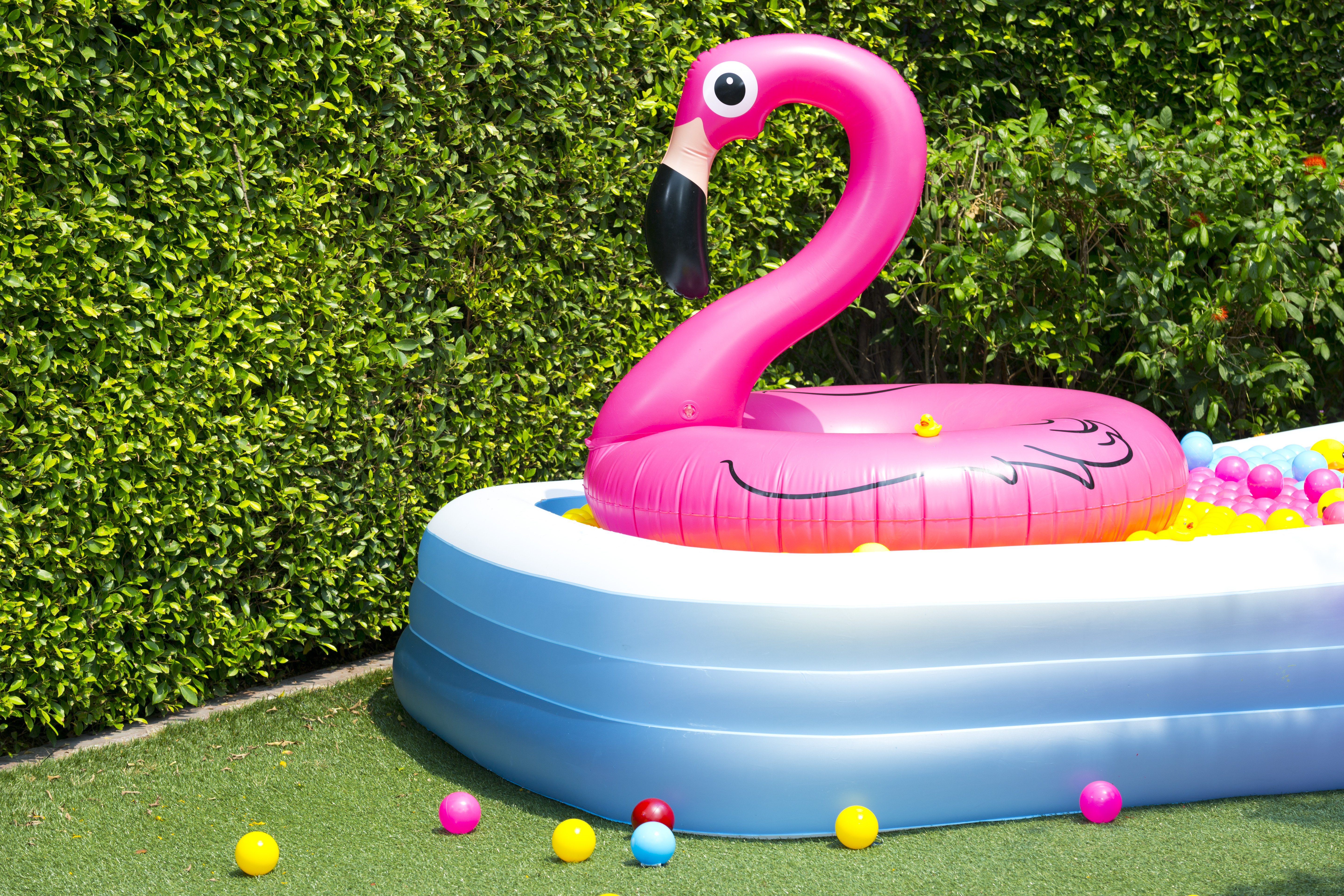 How To Keep A Blow Up Pool Clean Hunker