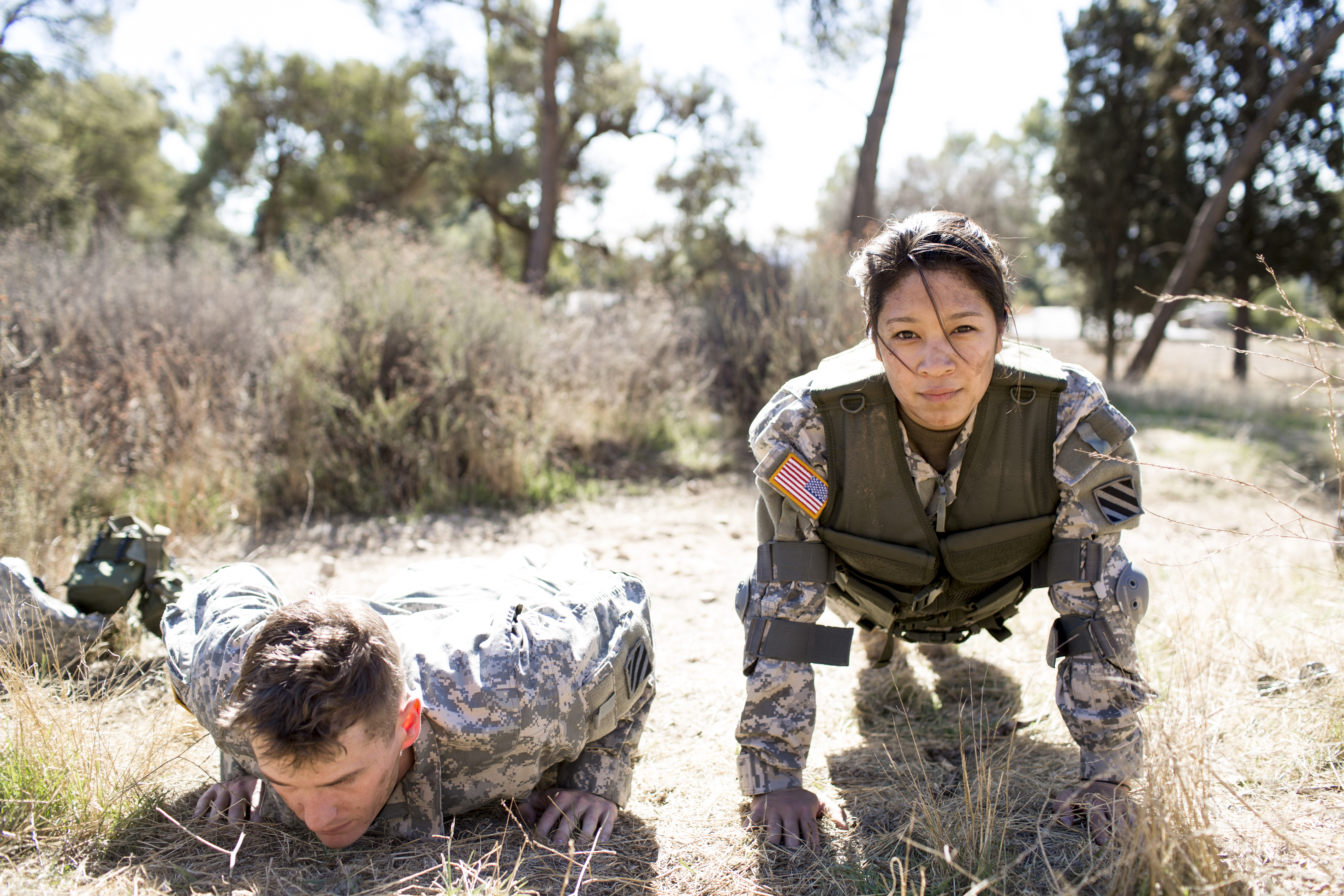 Basic Training Photos >> How Do They Decide Where You Go For Basic Training When You Join The