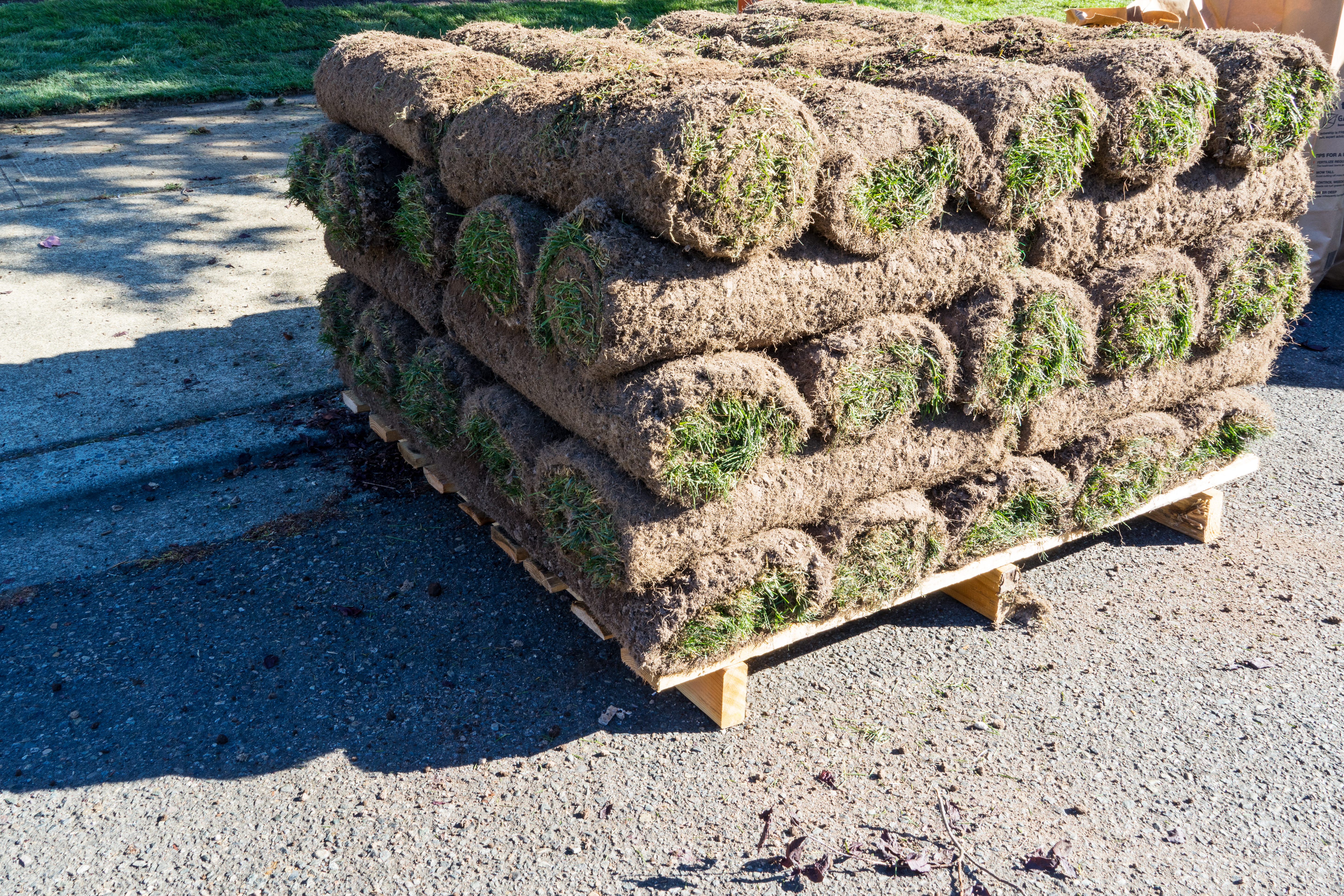 How Much Will One Pallet of Sod Cover? | Home Guides | SF Gate