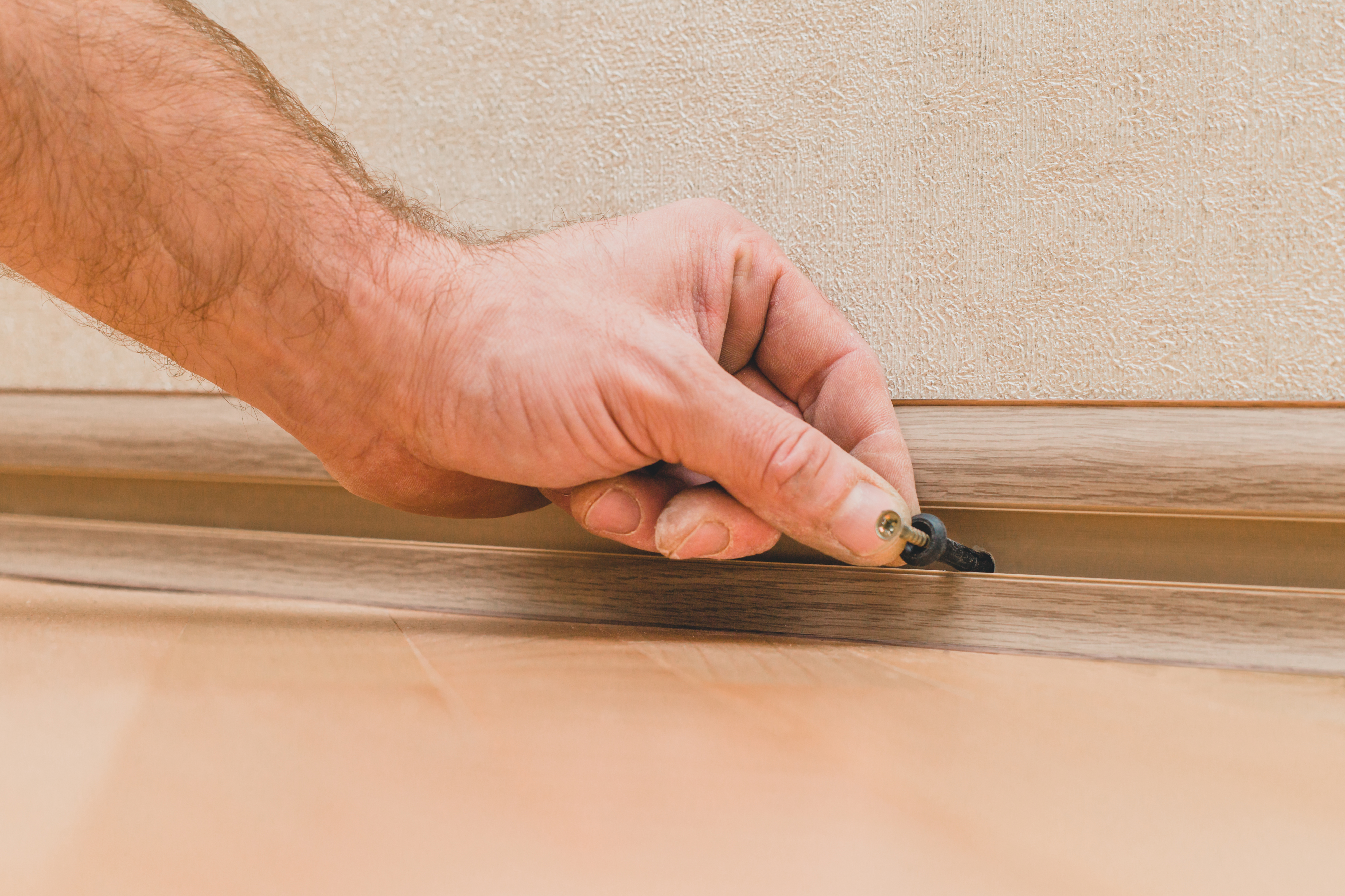 How To Install Vinyl Baseboard Molding Home Guides Sf Gate