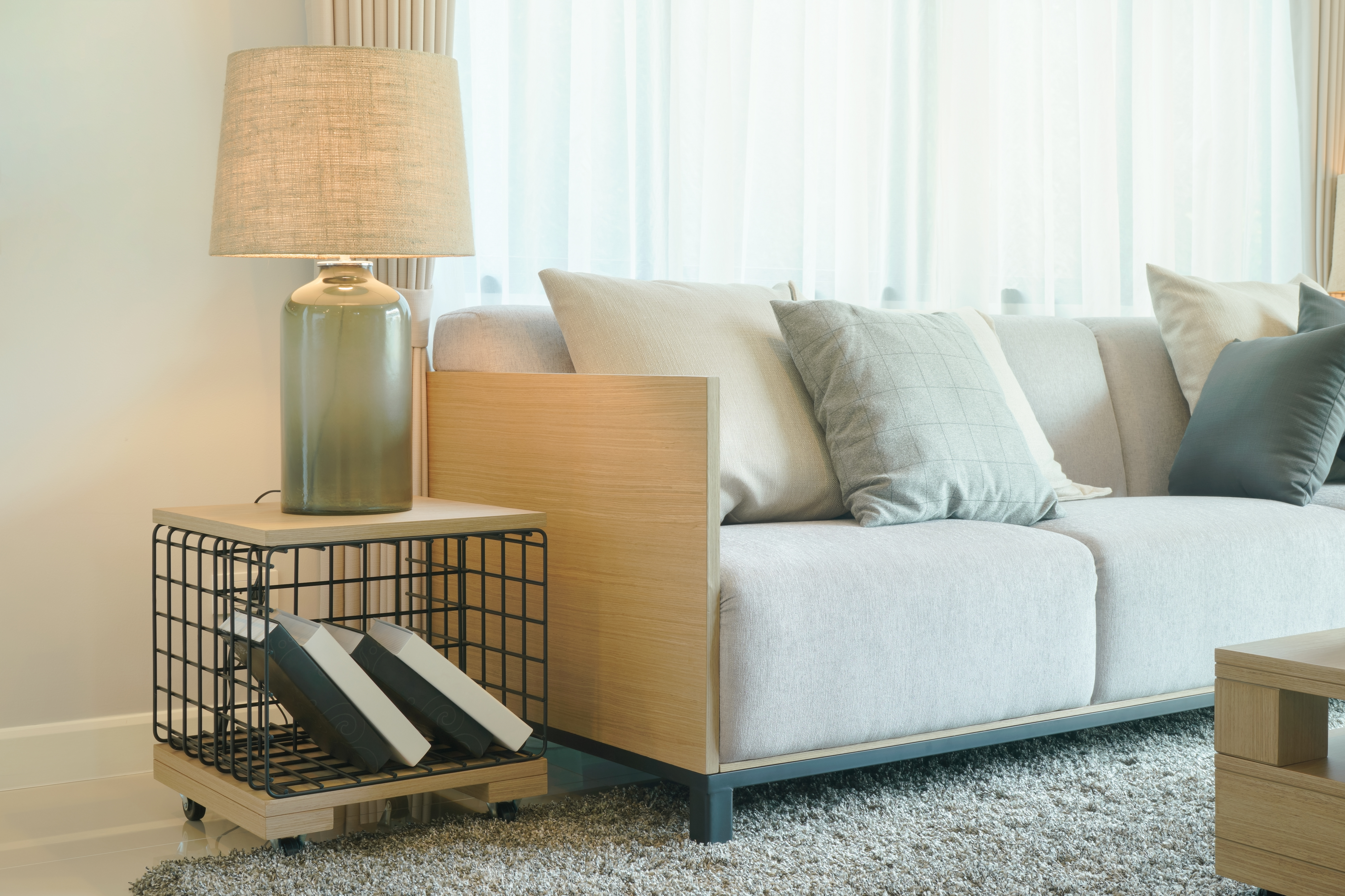 Decorating Colors to Use With Gray Carpet | Home Guides | SF ...