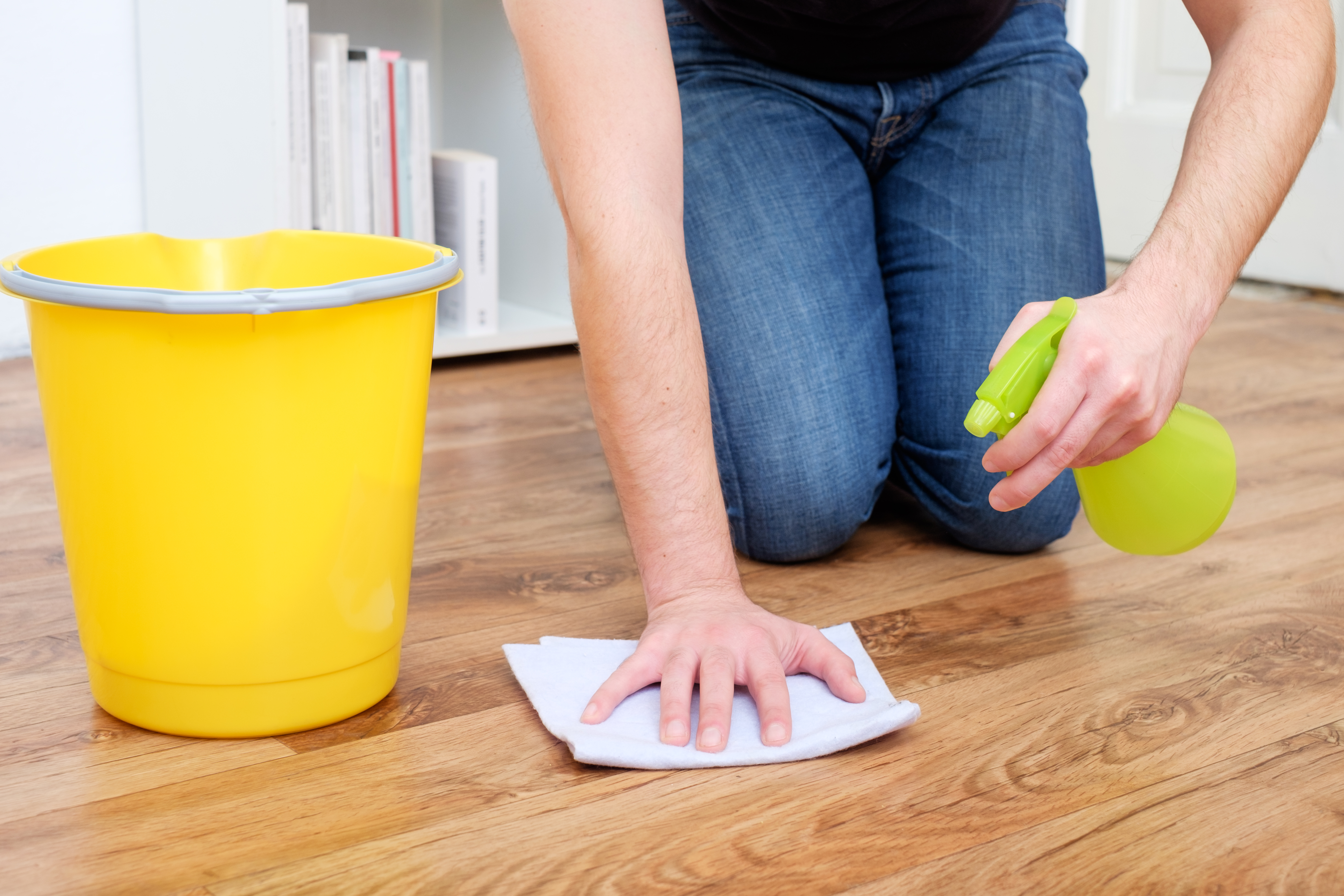 How to Disinfect a Wooden Floor | Home Guides | SF Gate