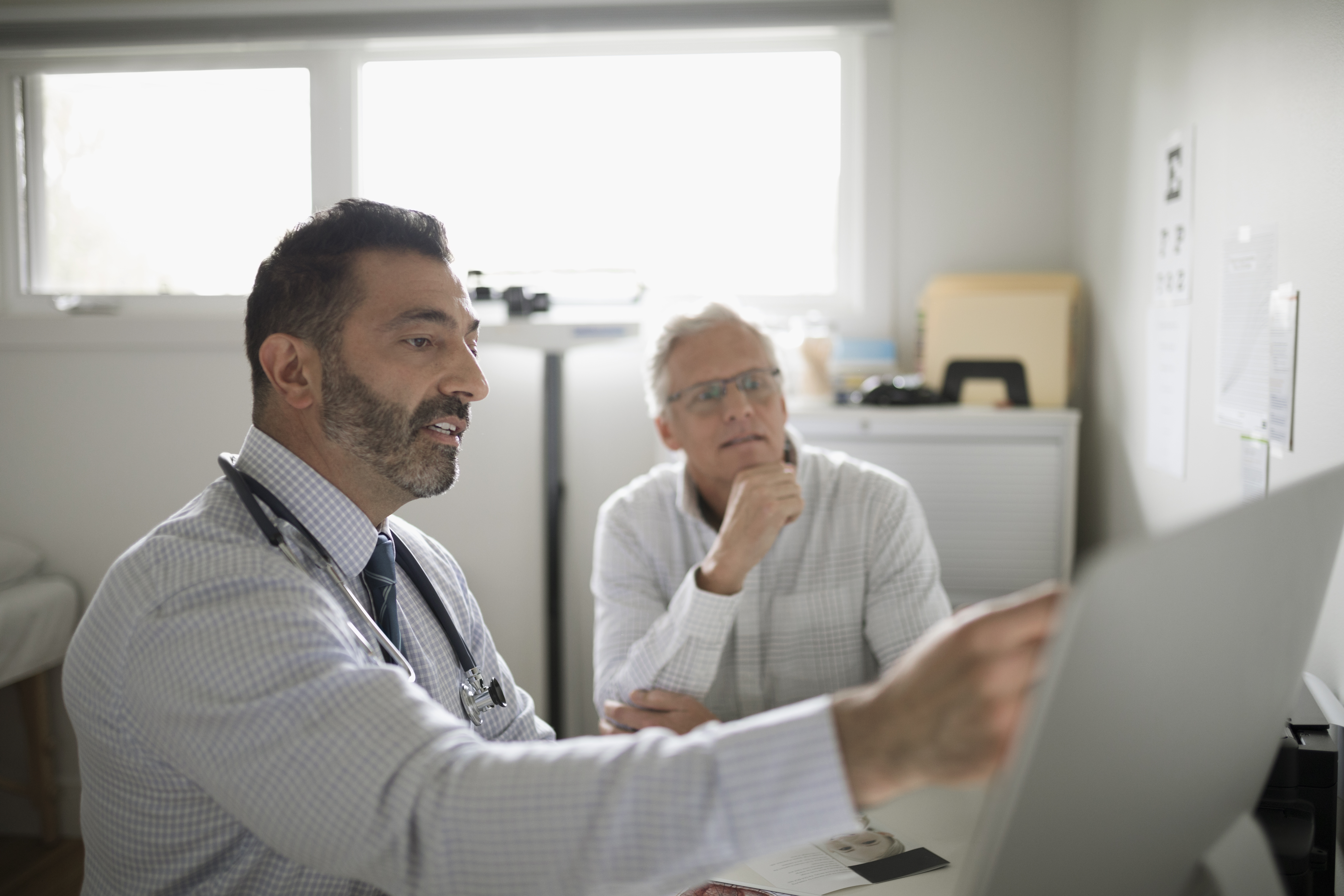 What Is the Most Paid Doctor? | Chron com