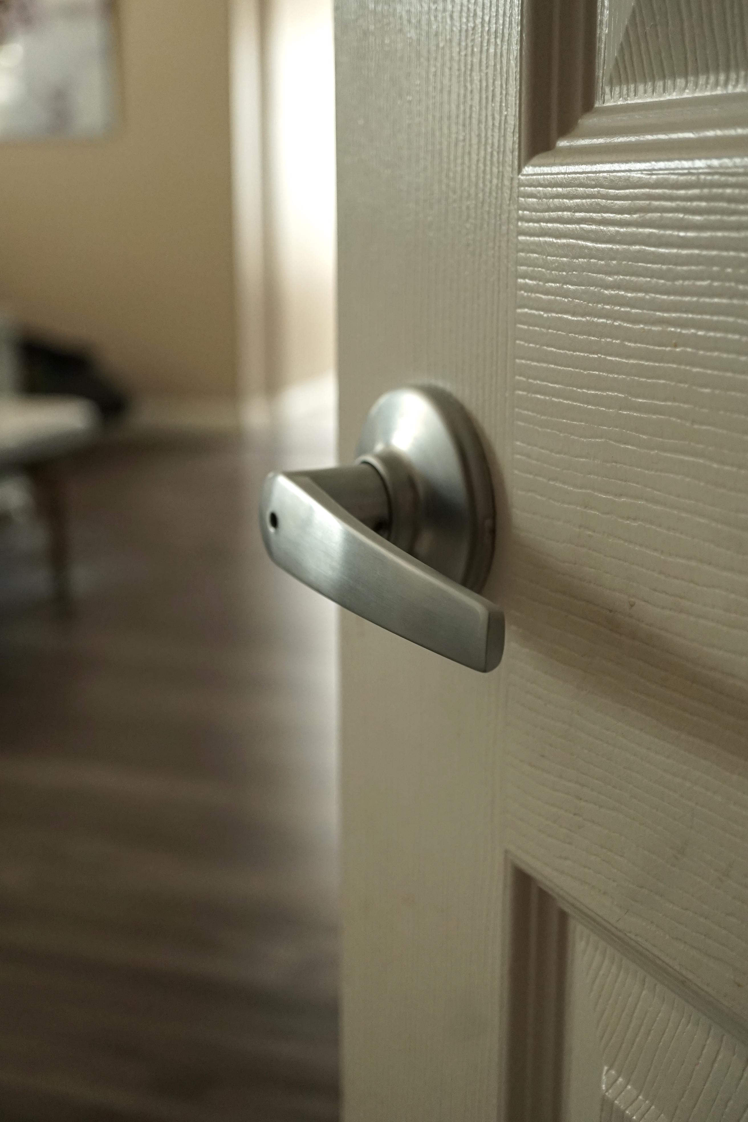 How to Unlock a Bedroom Door  Hunker