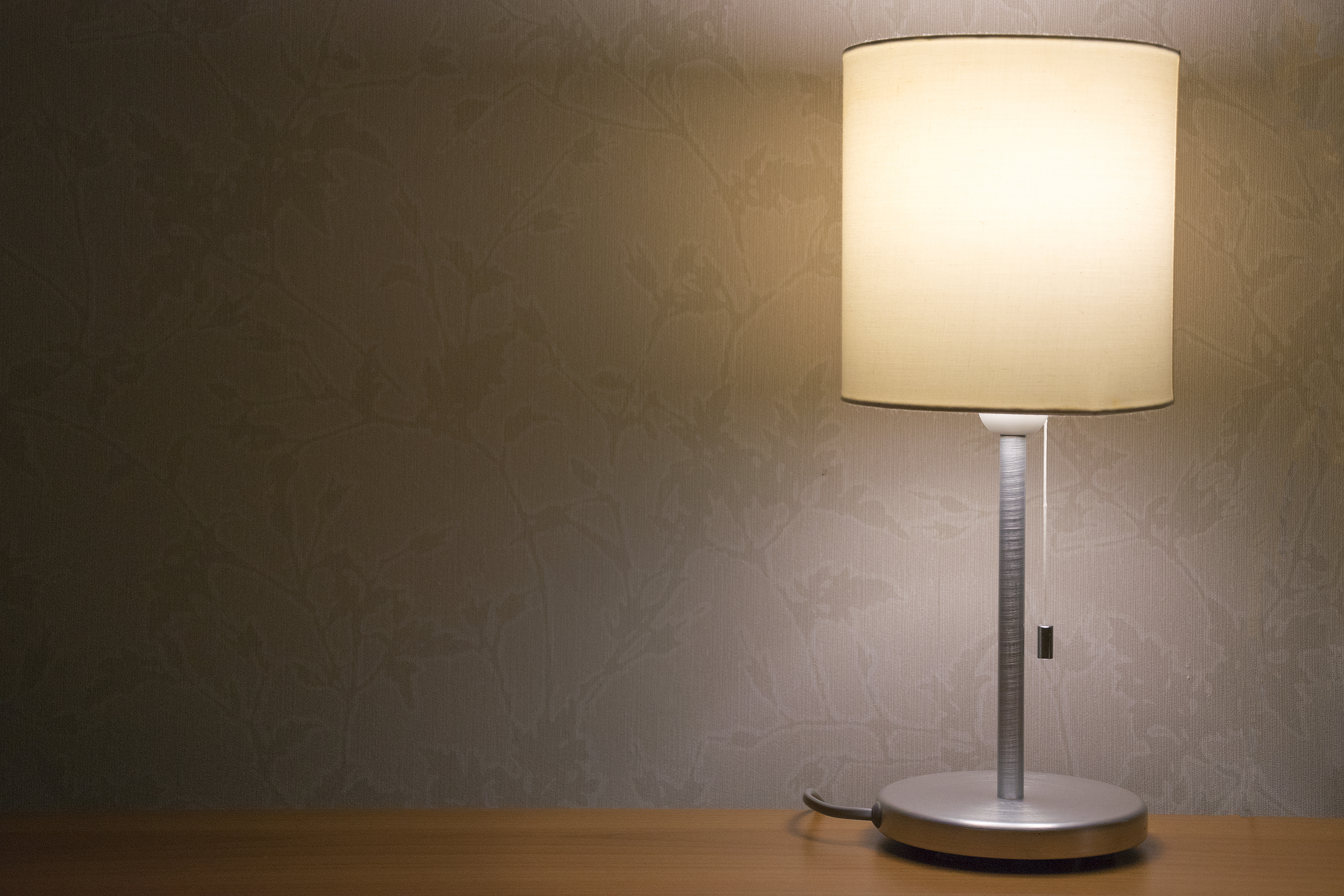 How to identify marks of a stiffel lamp