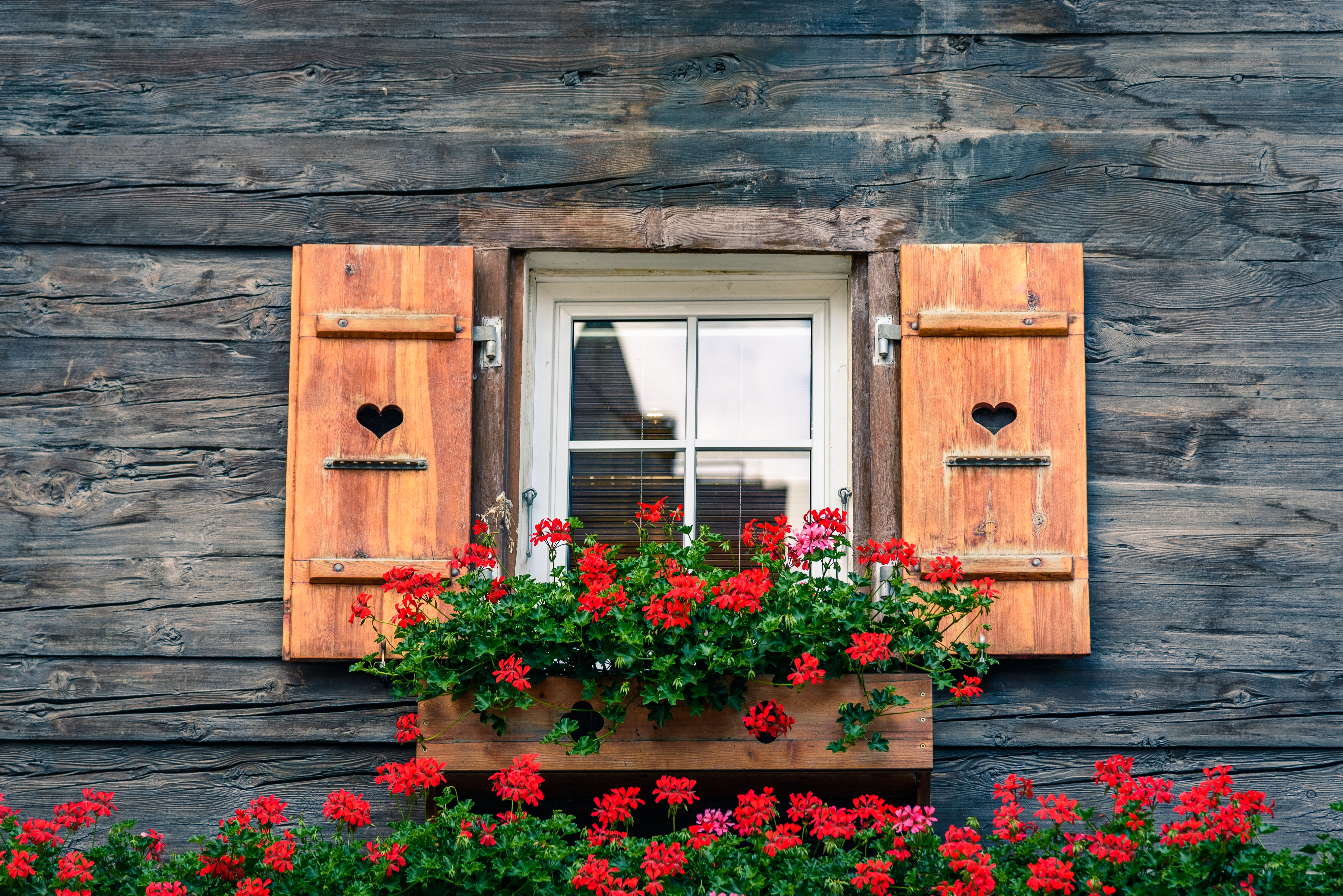 Over the Fence Panel Hanging Balcony Wooden Planter Window Box Decking Trough