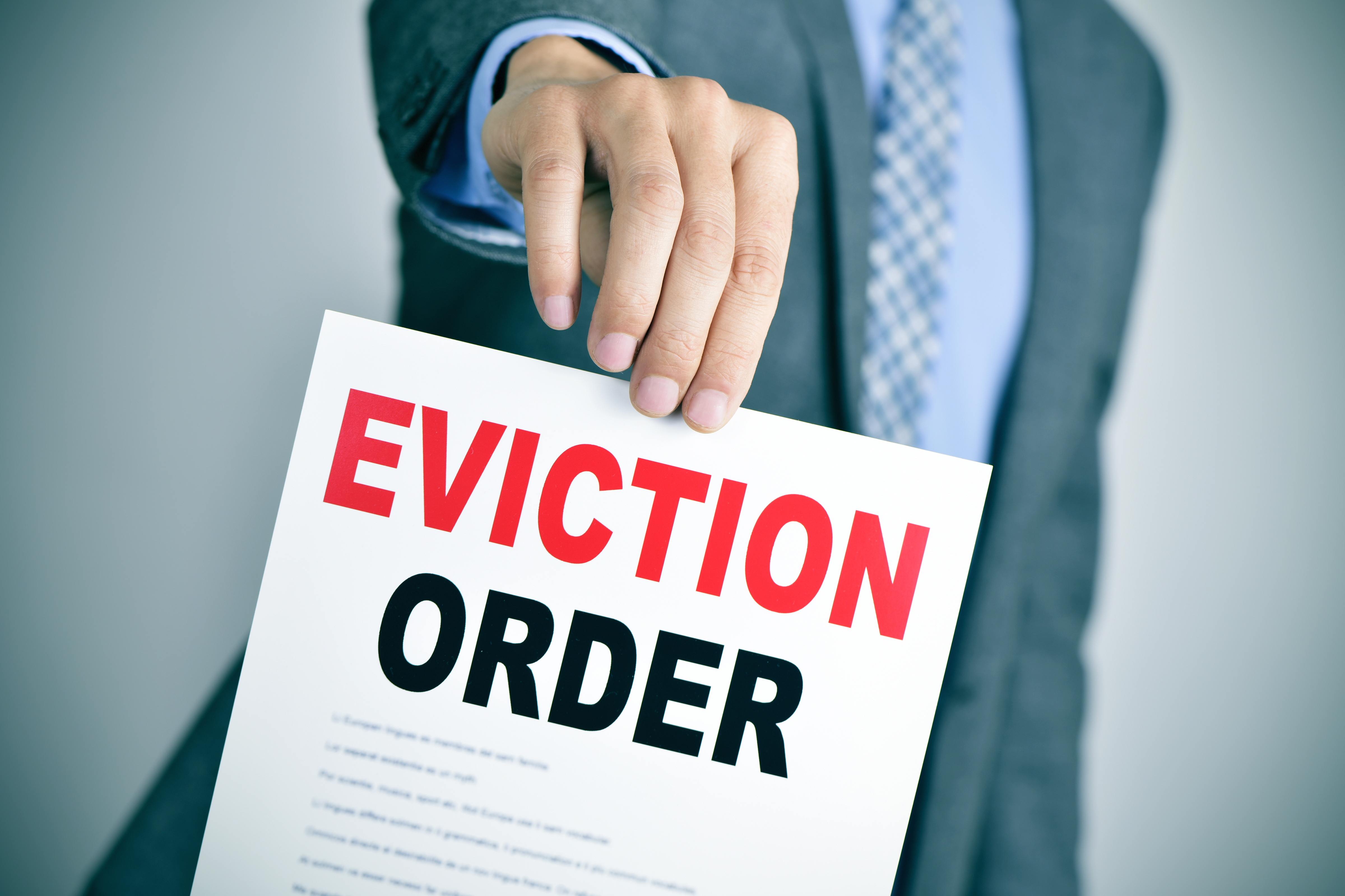 How to Sue for an Illegal Eviction