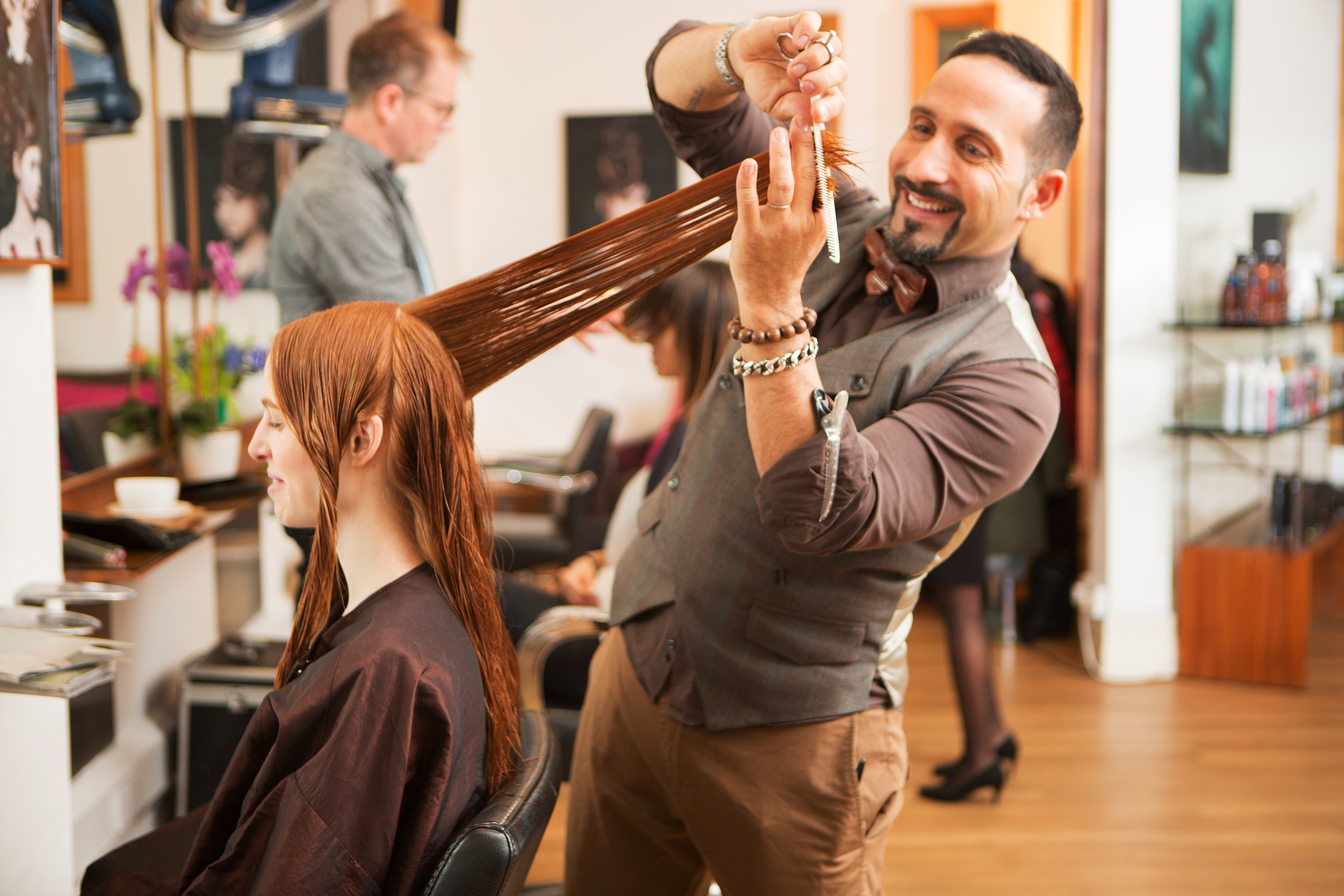 How to open a hairdresser 39