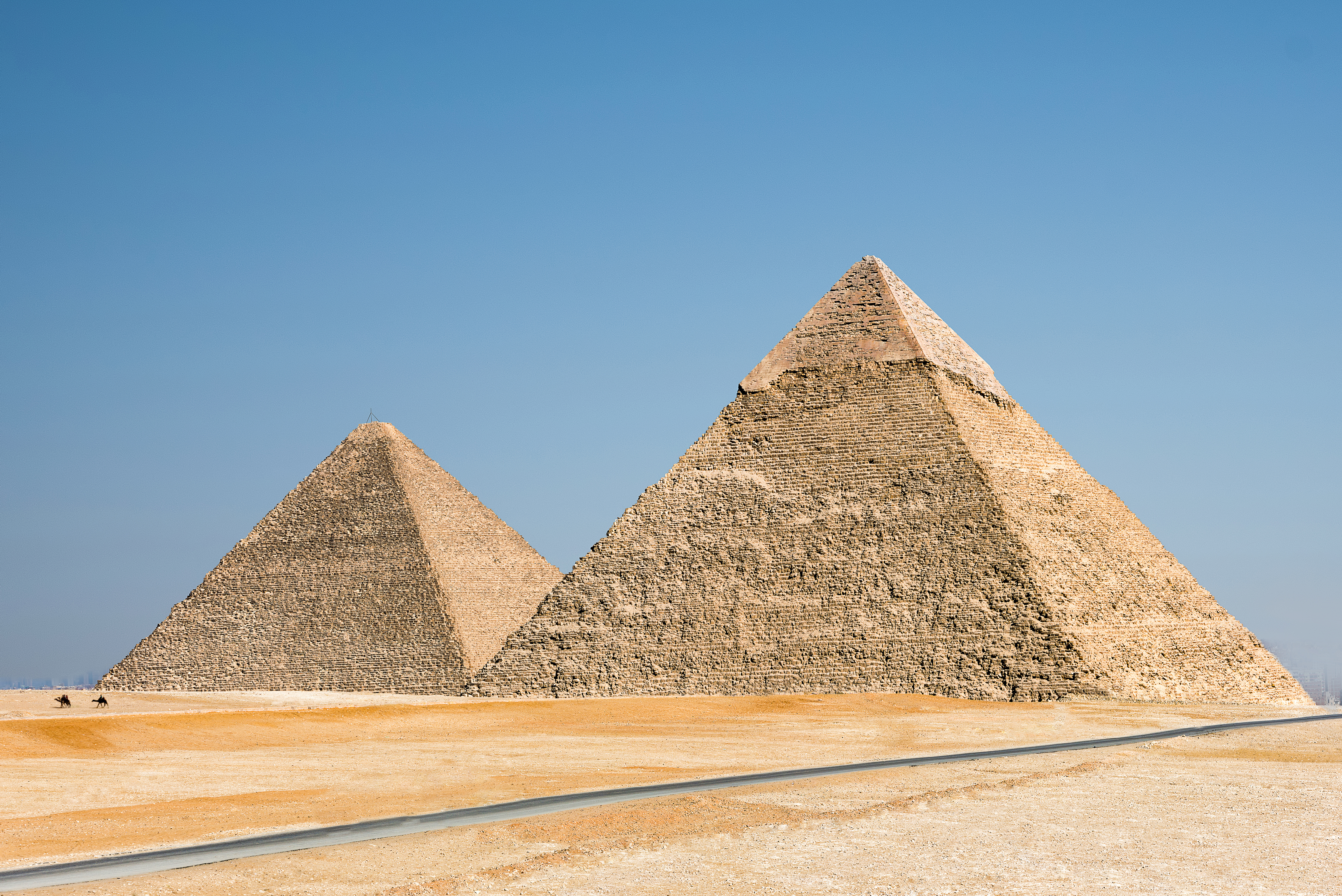 What Is a Political Difference Between Mesopotamia & Egypt?