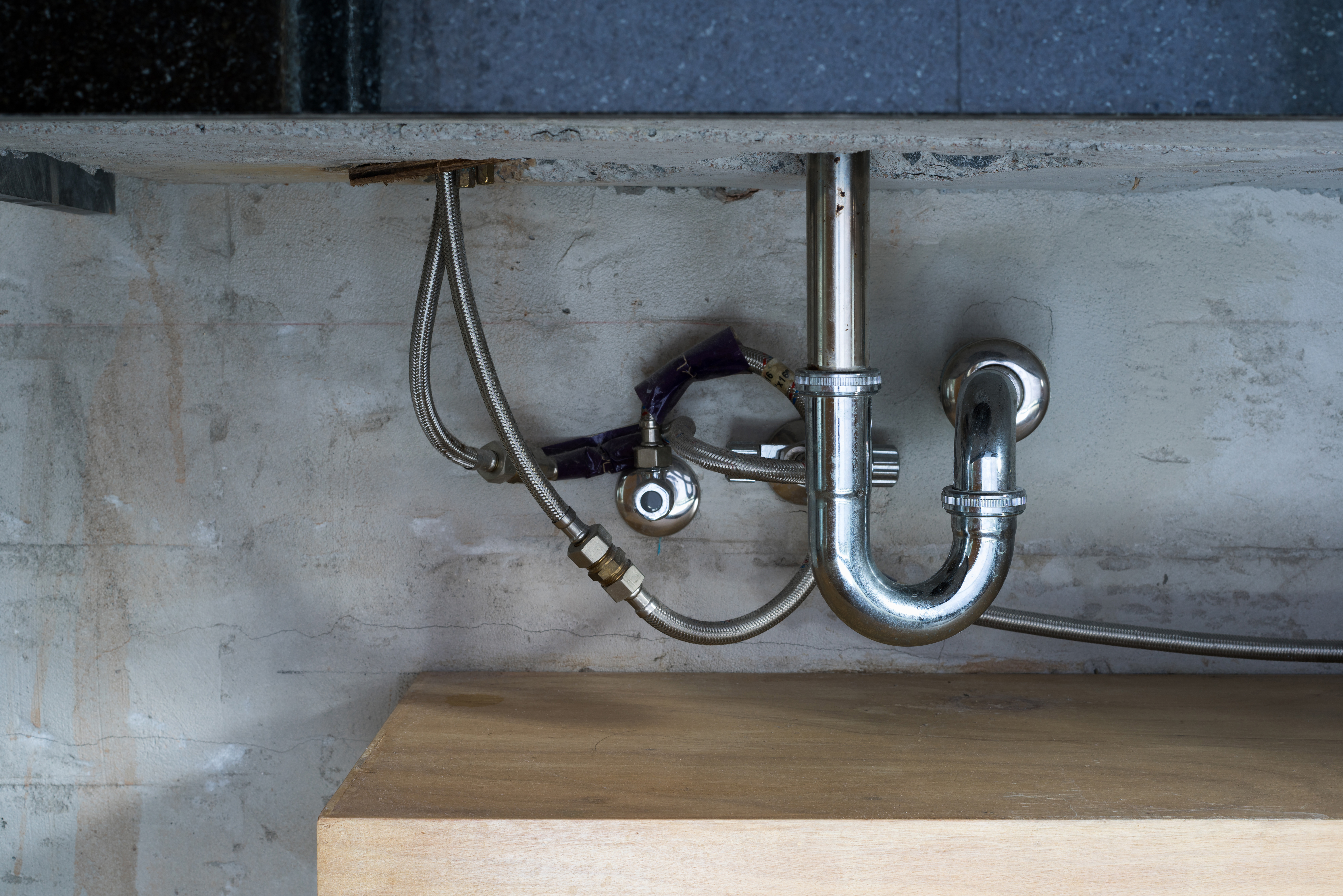 How to Remove the U-Pipe Under a Sink | Home Guides | SF Gate