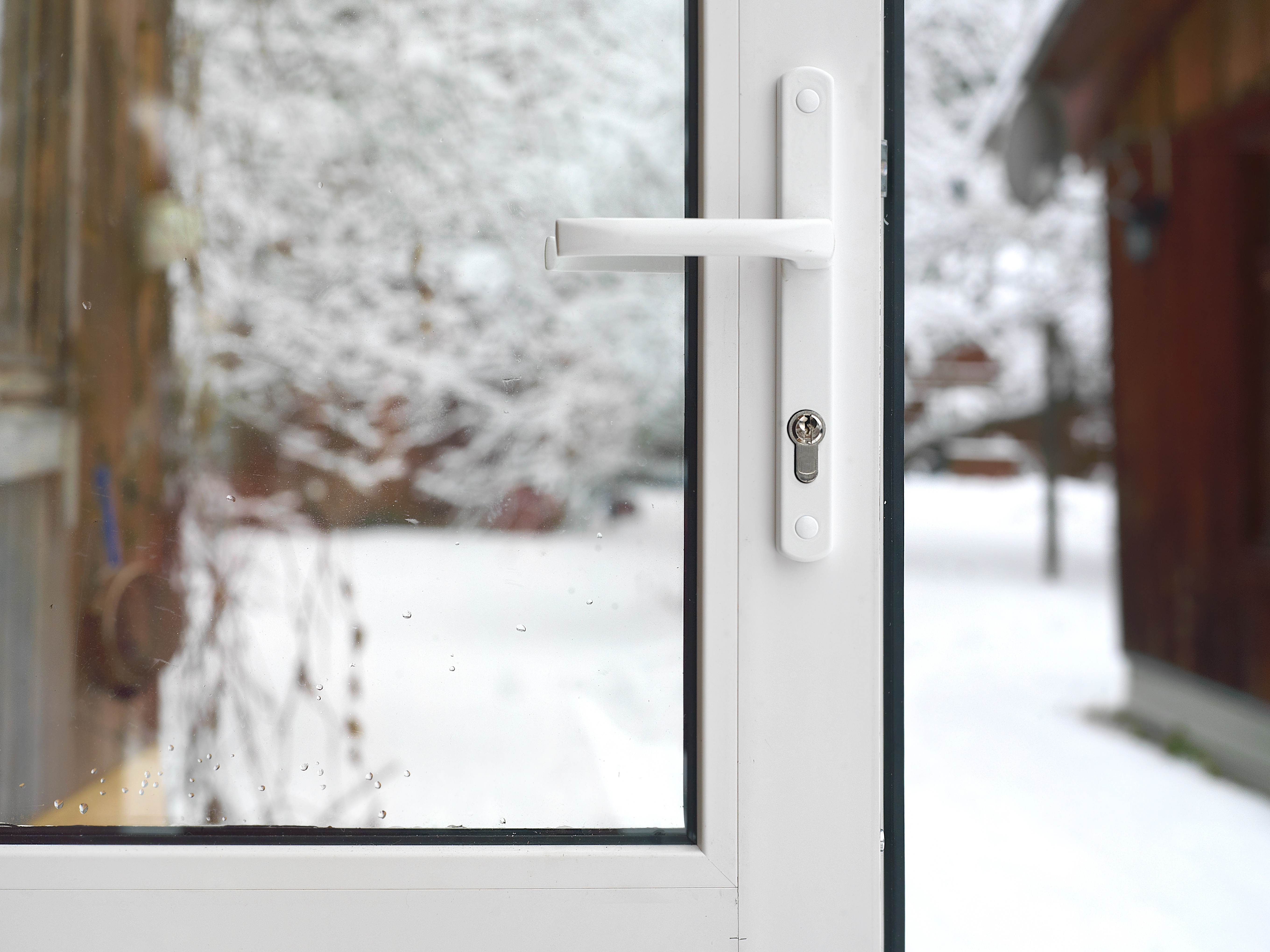 How to Replace Glass Pane on Larson Storm Doors | Hunker